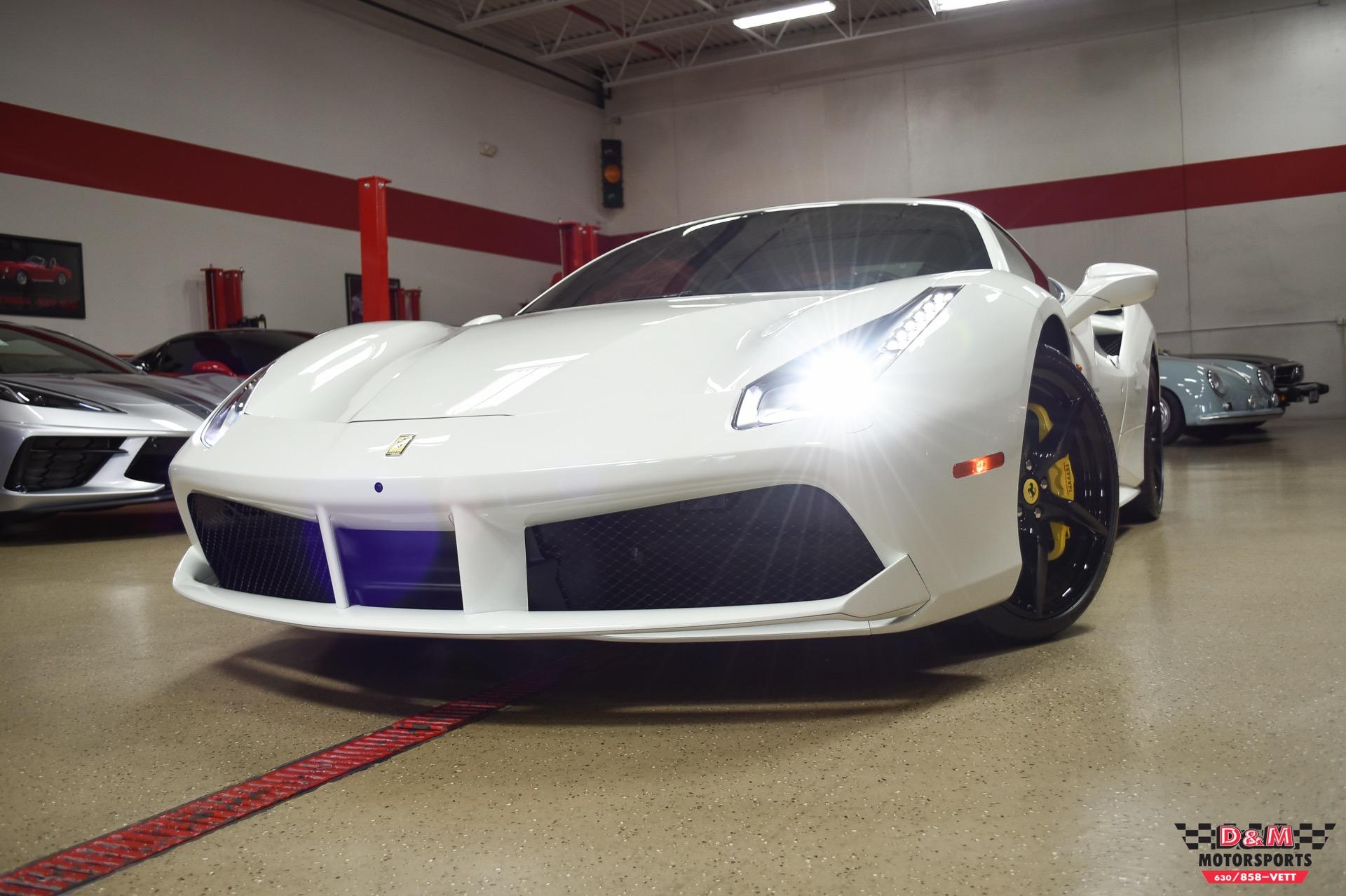 Used 2019 Ferrari 488 GTB  | Glen Ellyn, IL