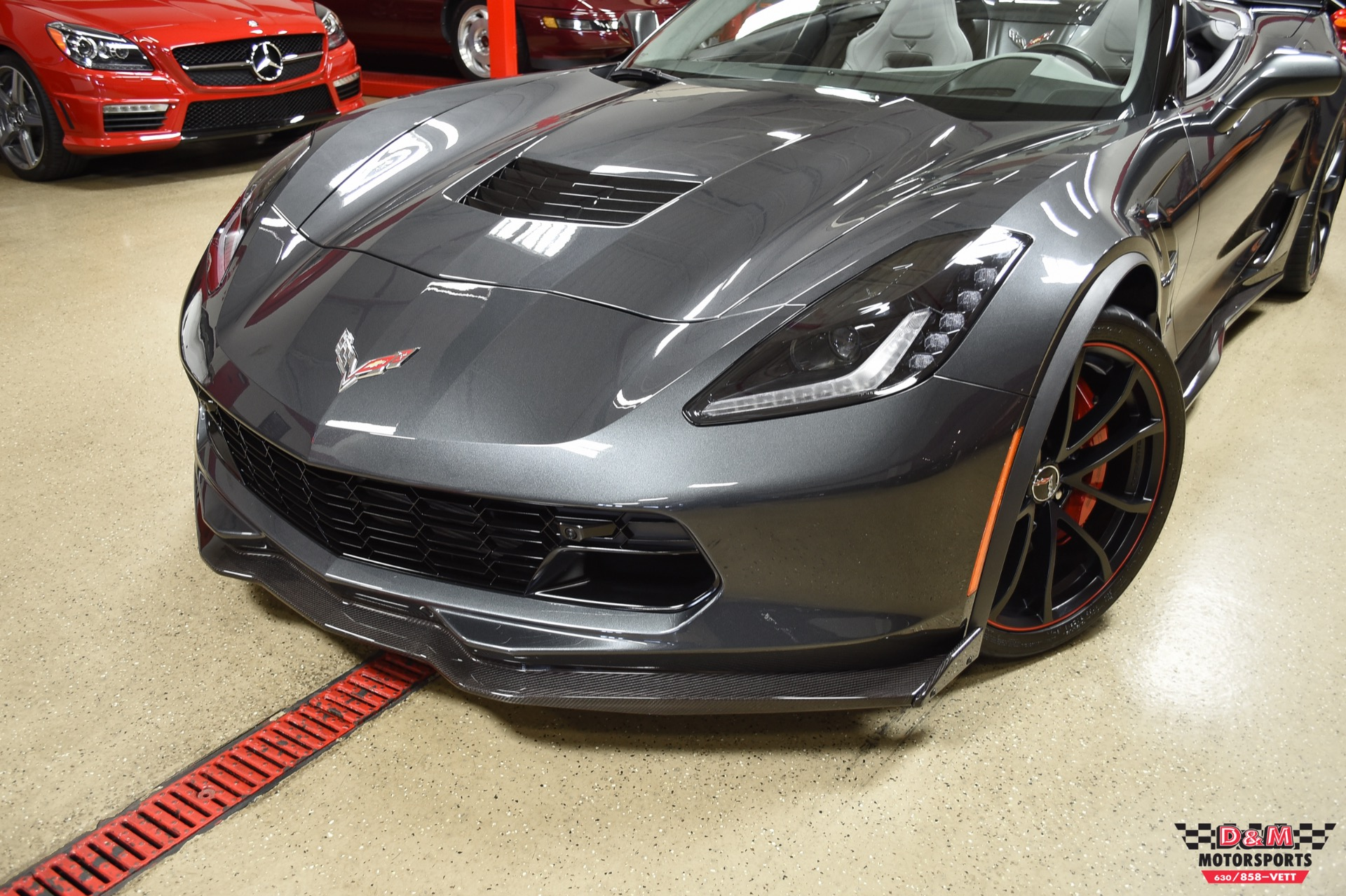 Used 2017 Chevrolet Corvette Grand Sport Convertible | Glen Ellyn, IL