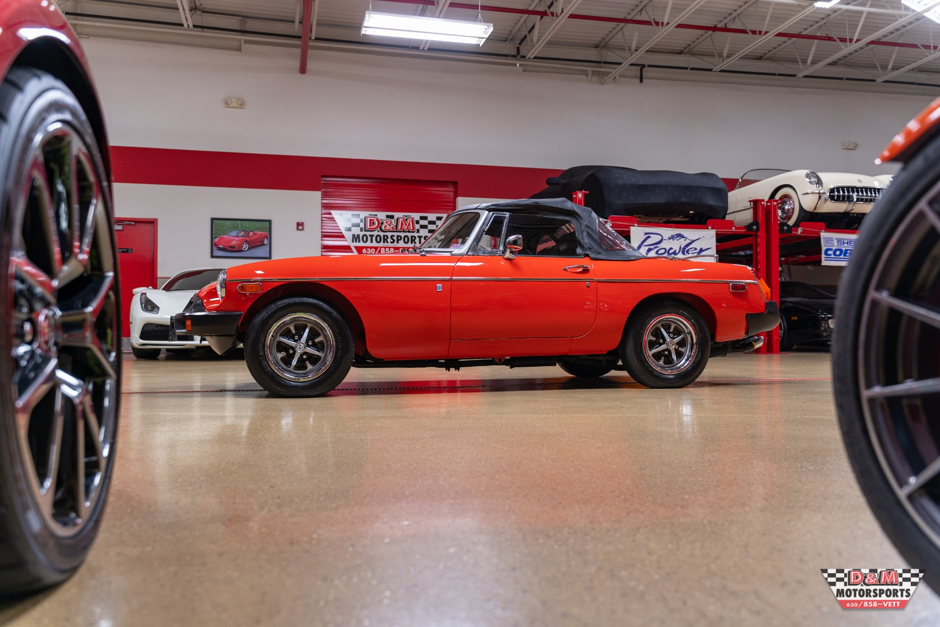 Used 1977 MG MGB    Glen Ellyn, IL
