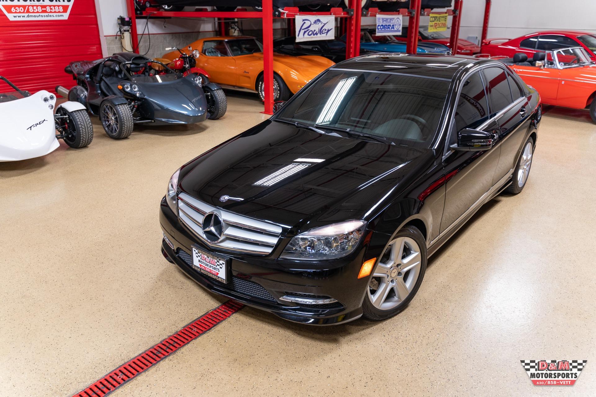 Used 2011 Mercedes-Benz C 300 Sport 4MATIC | Glen Ellyn, IL