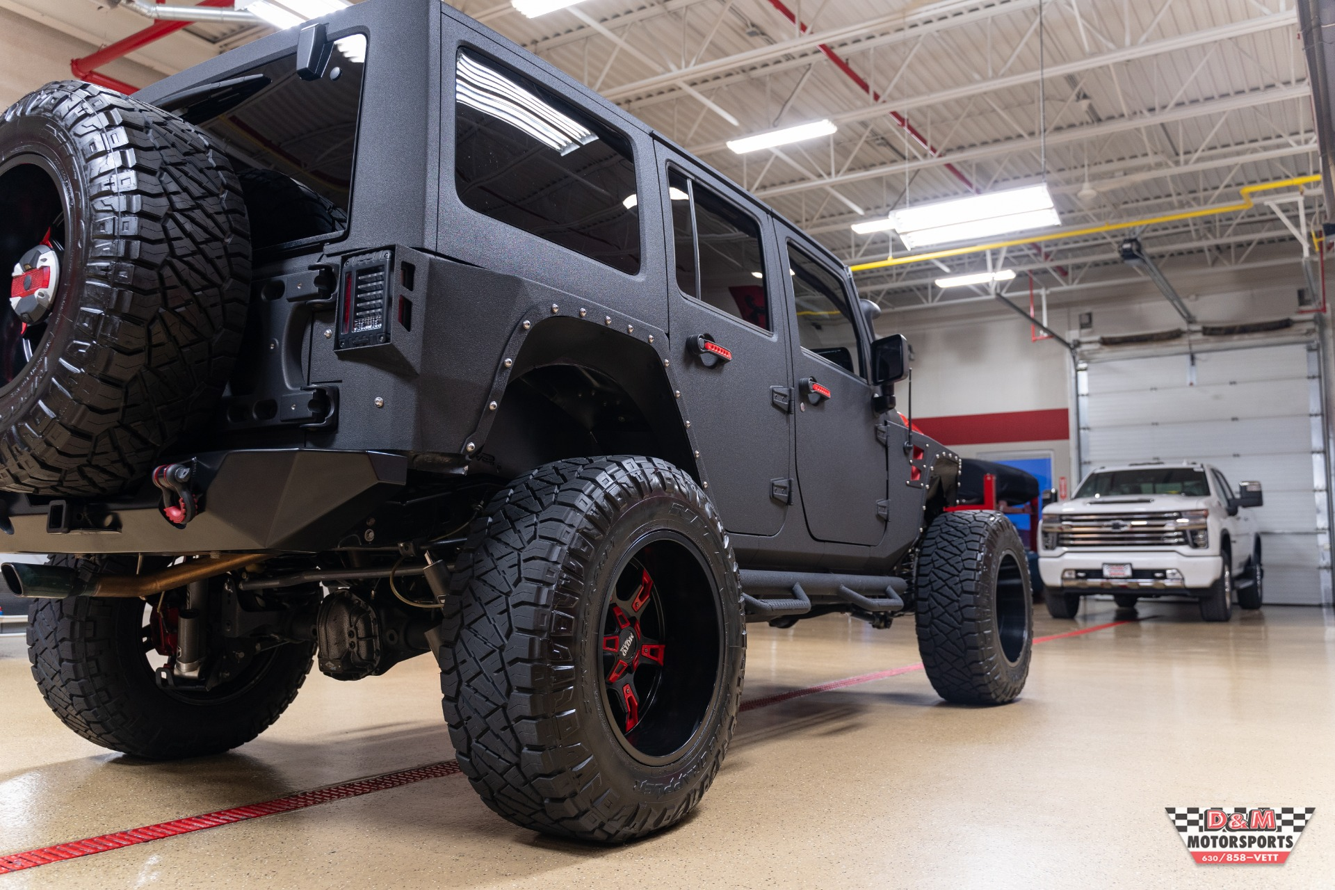 Used 2017 Jeep Wrangler Unlimited Supercharged | Glen Ellyn, IL