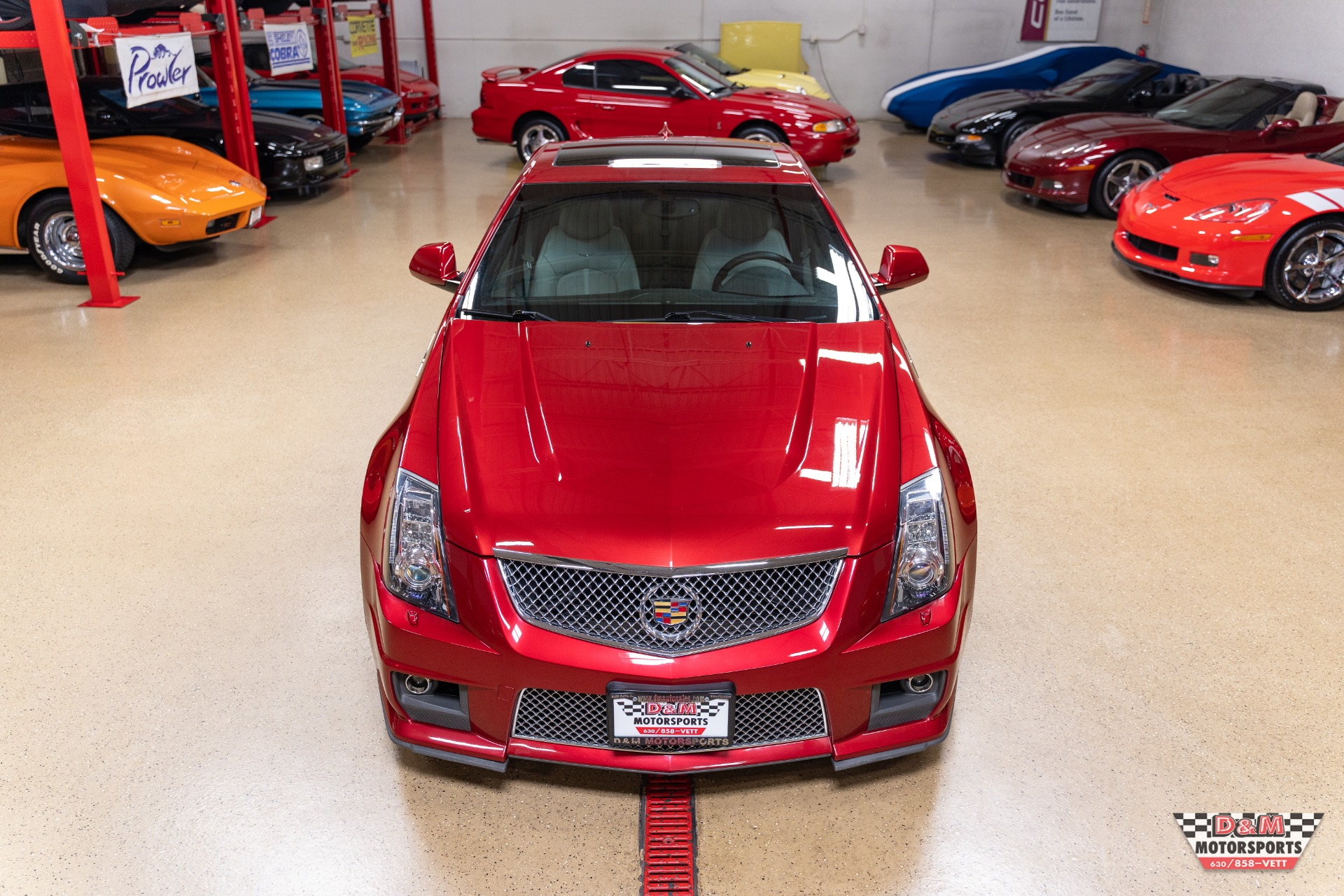 Used 2011 Cadillac CTS-V Coupe | Glen Ellyn, IL