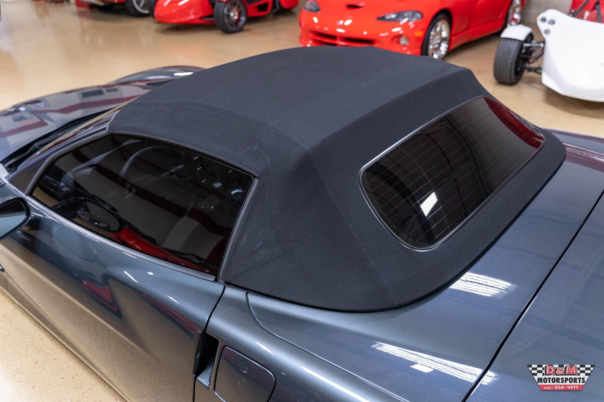 Used 2009 Chevrolet Corvette Convertible   Glen Ellyn, IL