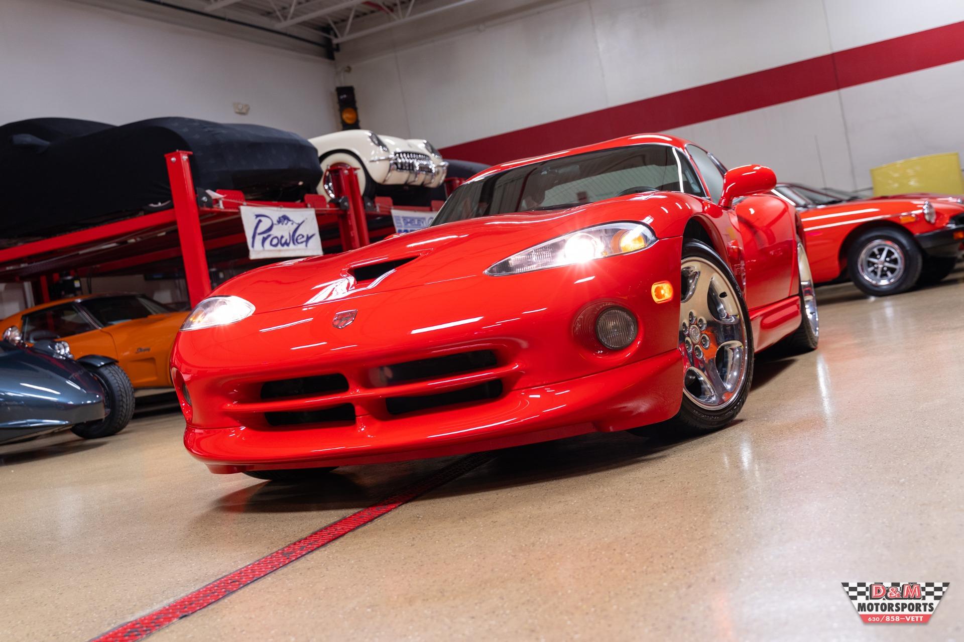 Used 2000 Dodge Viper GTS | Glen Ellyn, IL