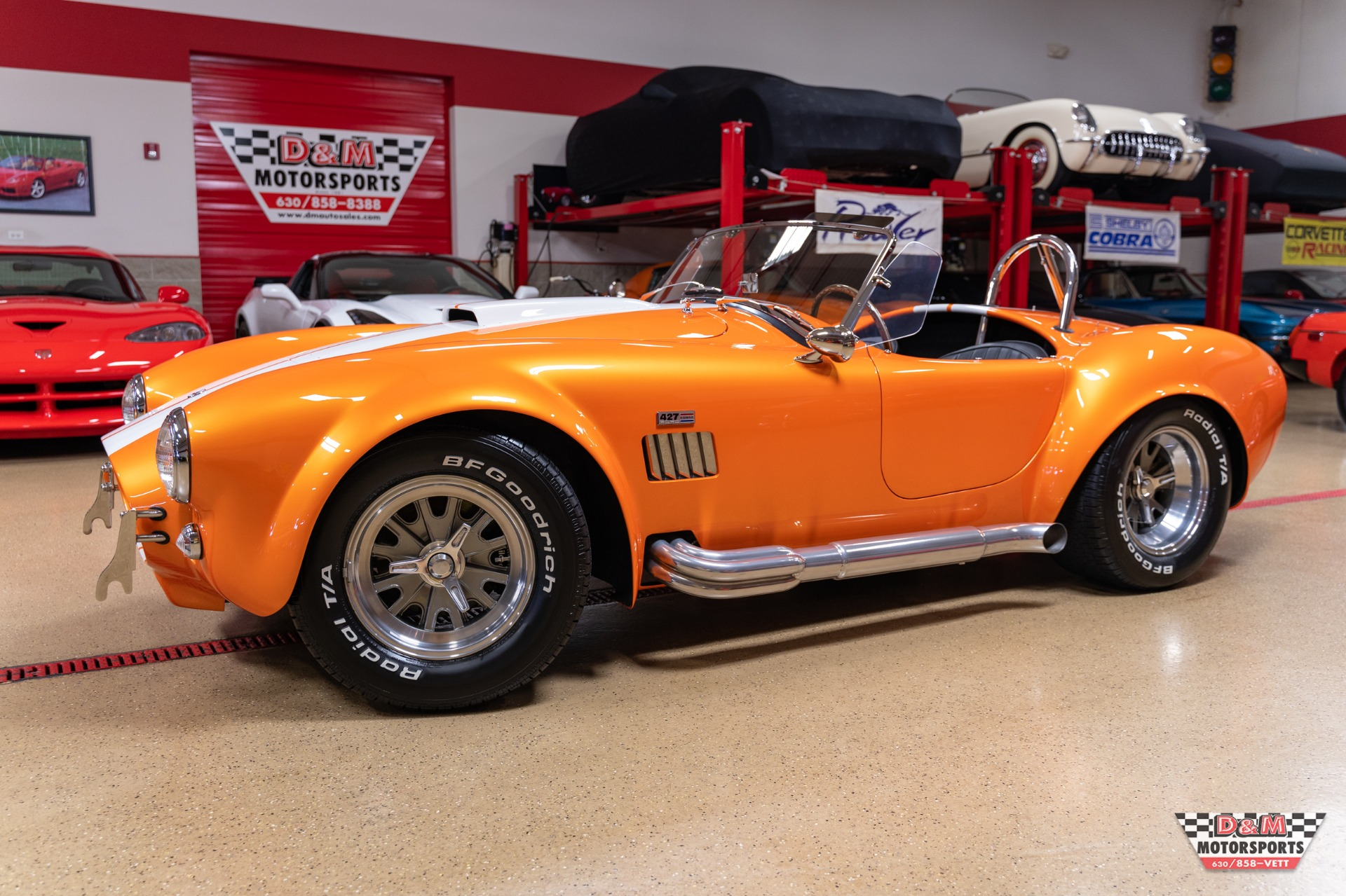 Used 1965 Superformance Cobra MKIII | Glen Ellyn, IL
