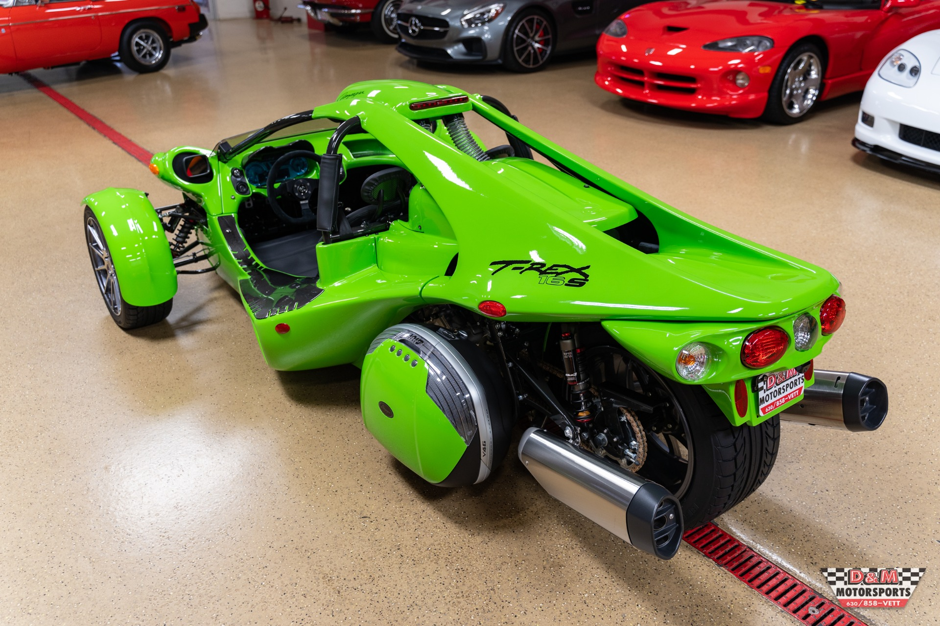 New 2020 Campagna T-Rex 16SP | Glen Ellyn, IL