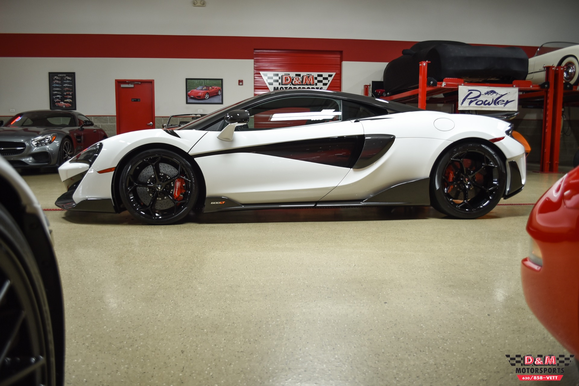 Used 2019 McLaren 600LT Coupe | Glen Ellyn, IL