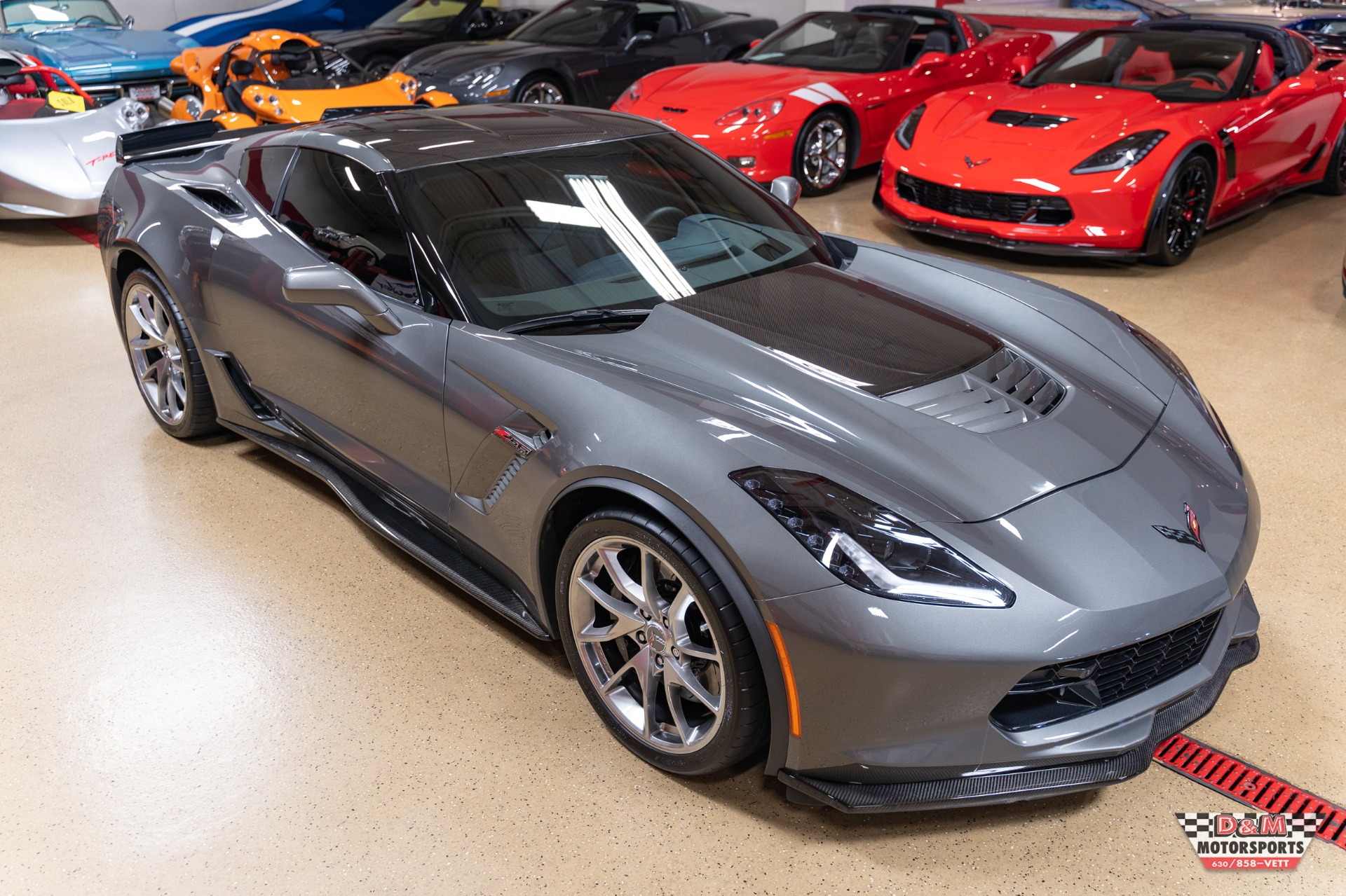 Used 2016 Chevrolet Corvette Z06 Coupe | Glen Ellyn, IL