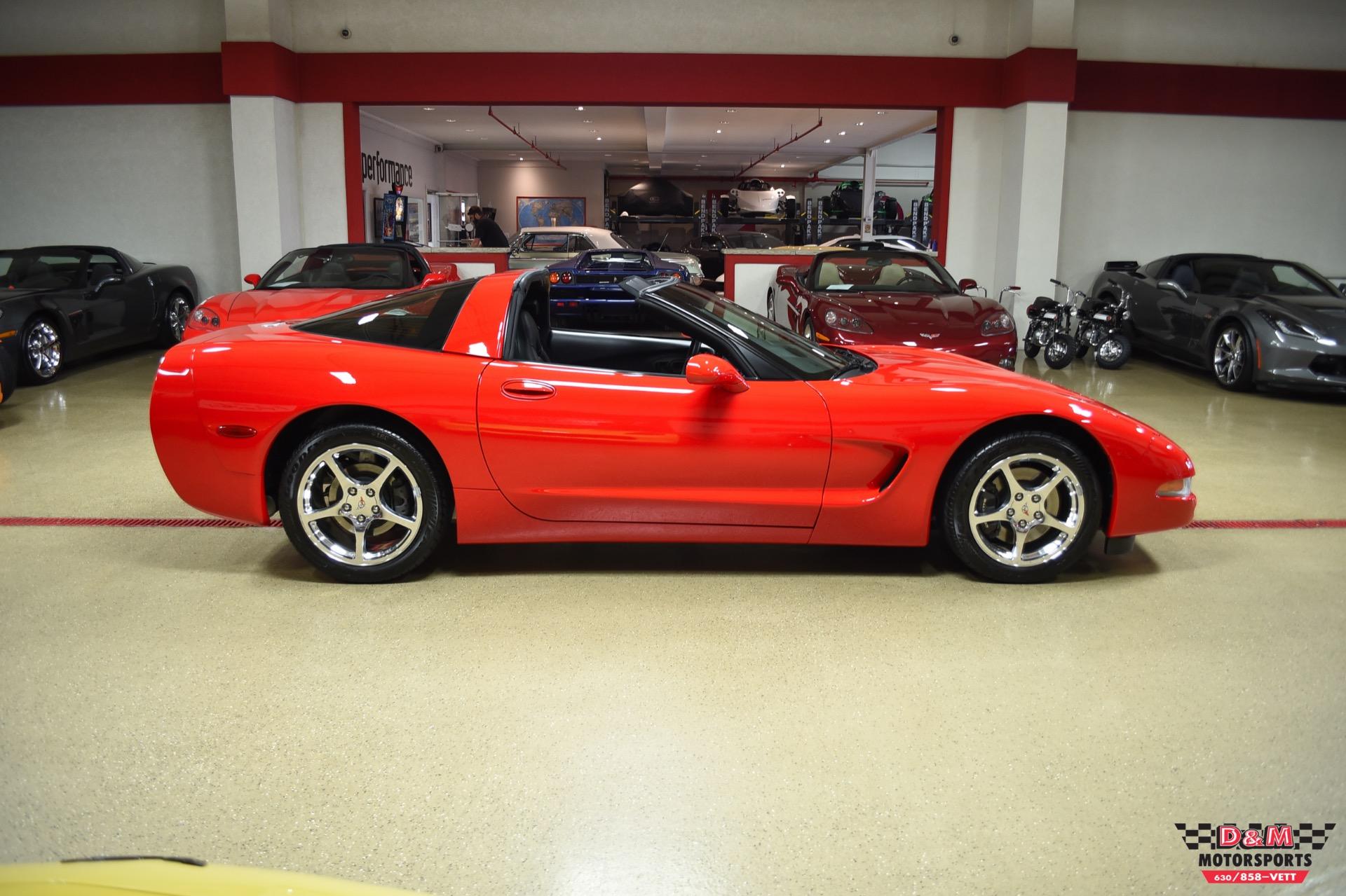 Used 2003 Chevrolet Corvette Coupe | Glen Ellyn, IL