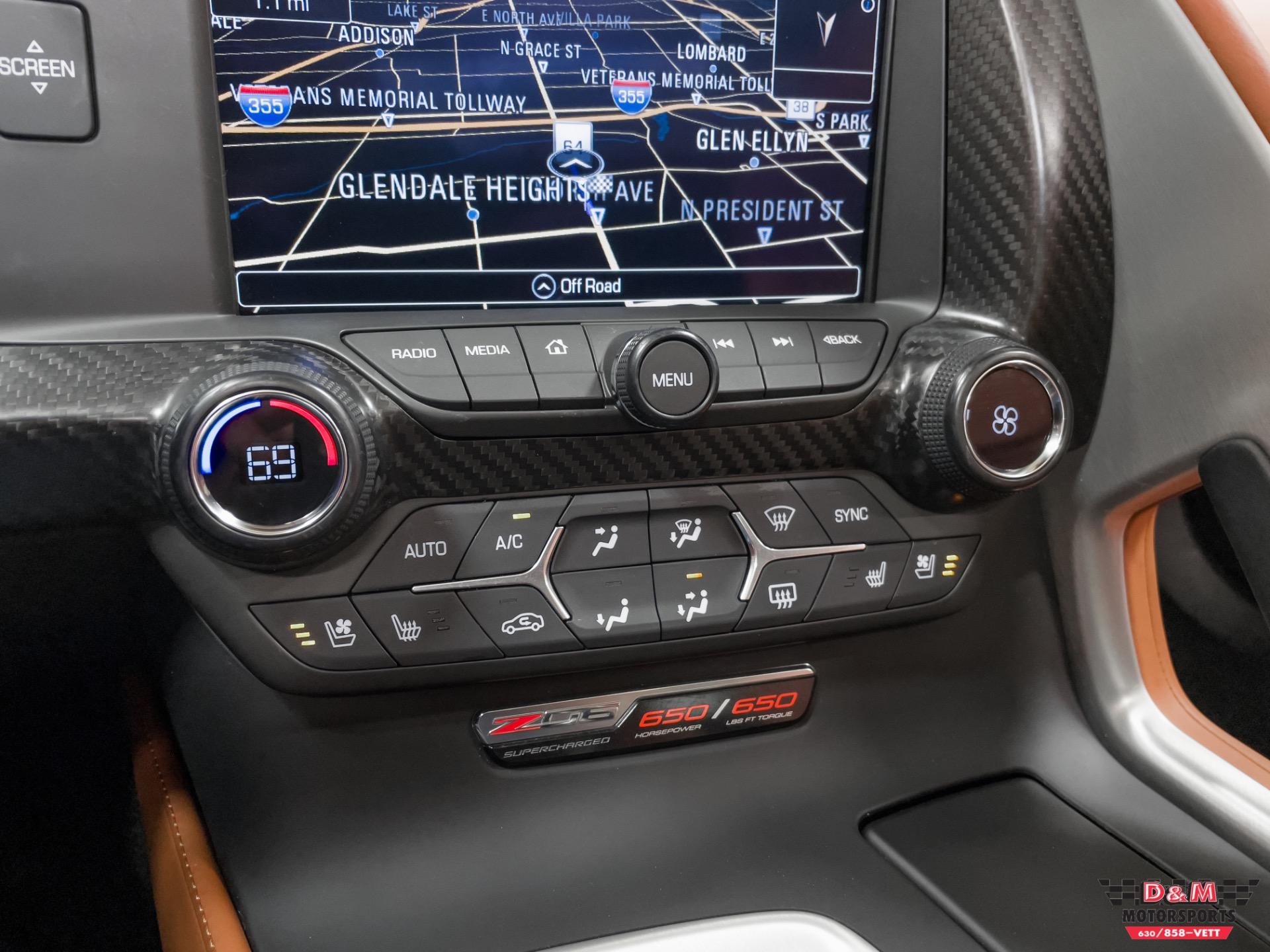 Used 2016 Chevrolet Corvette Z06 Coupe | Glen Ellyn, IL