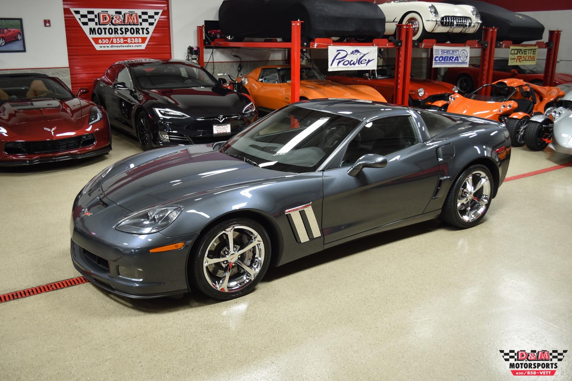 Used 2012 Chevrolet Corvette Grand Sport Coupe | Glen Ellyn, IL