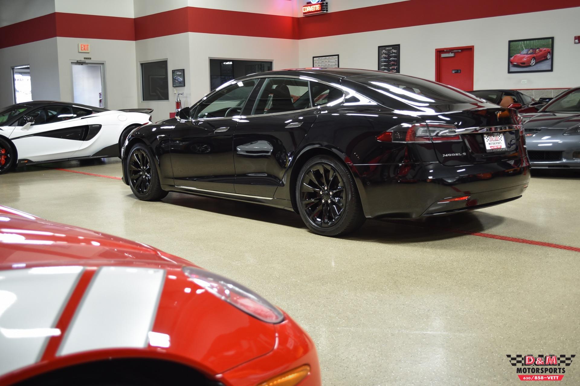 Used 2017 Tesla Model S 90D   Glen Ellyn, IL
