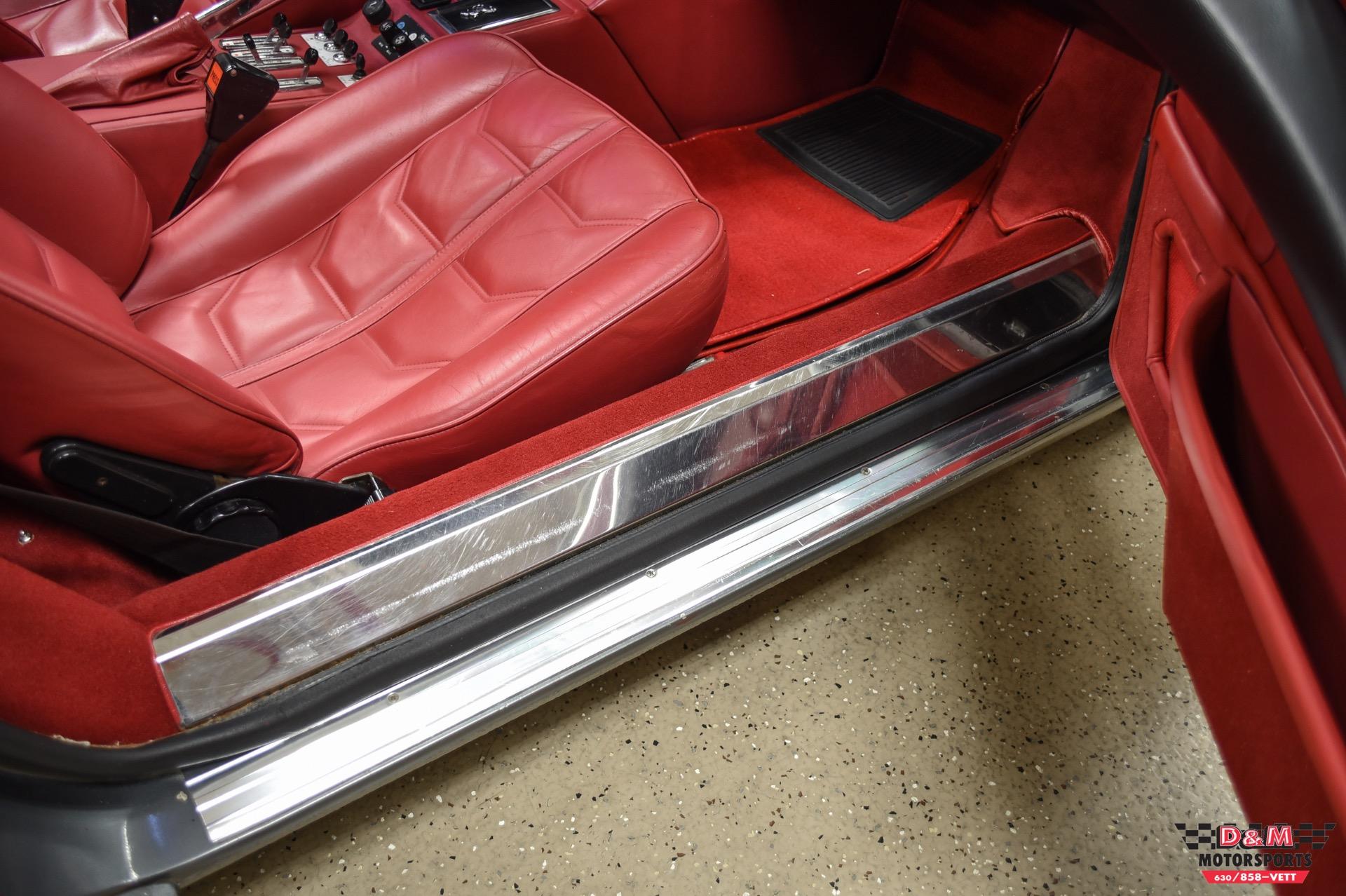 Used 1980 Ferrari 308 GTSi | Glen Ellyn, IL