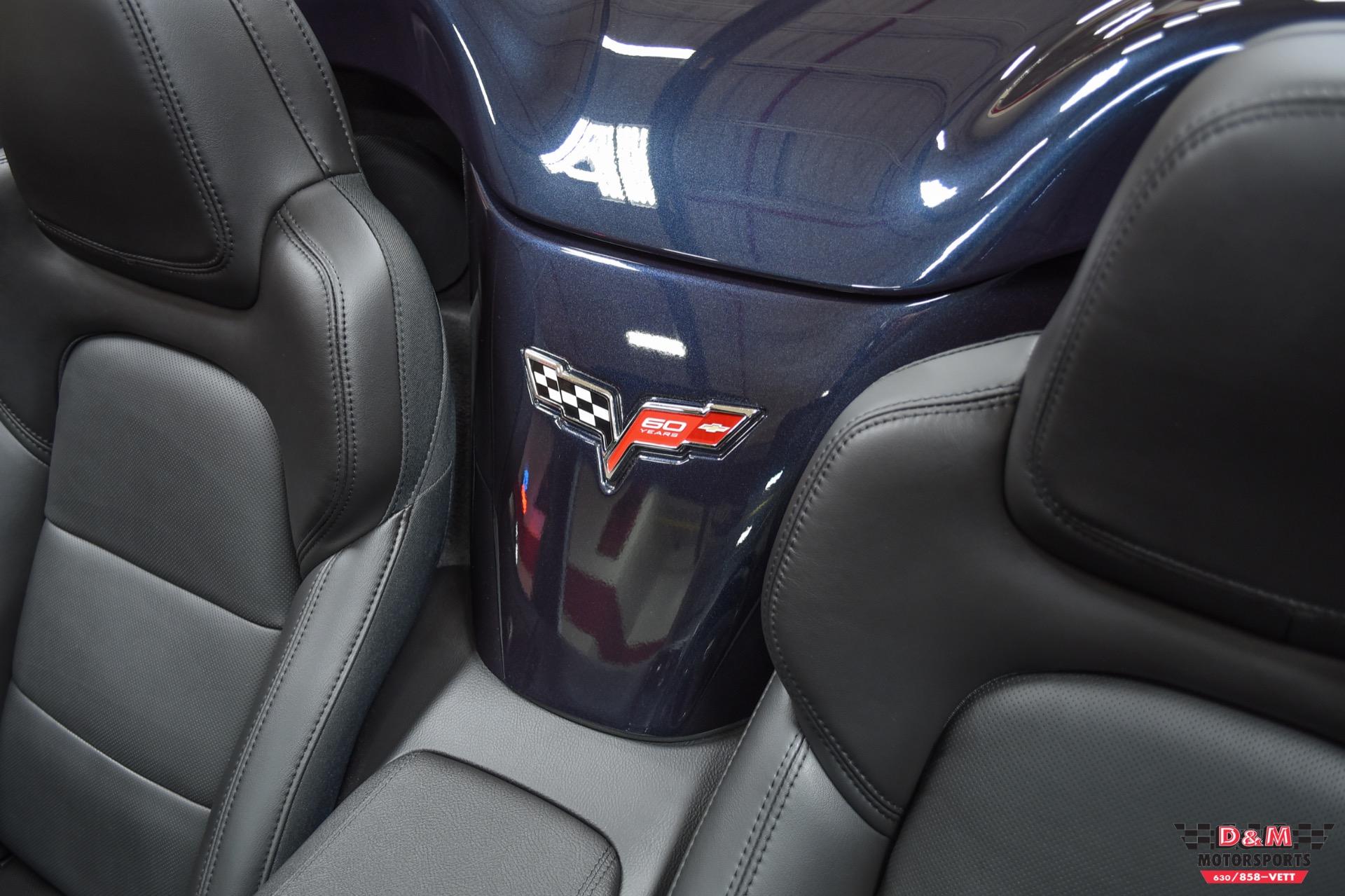 Used 2013 Chevrolet Corvette 427 Convertible   Glen Ellyn, IL