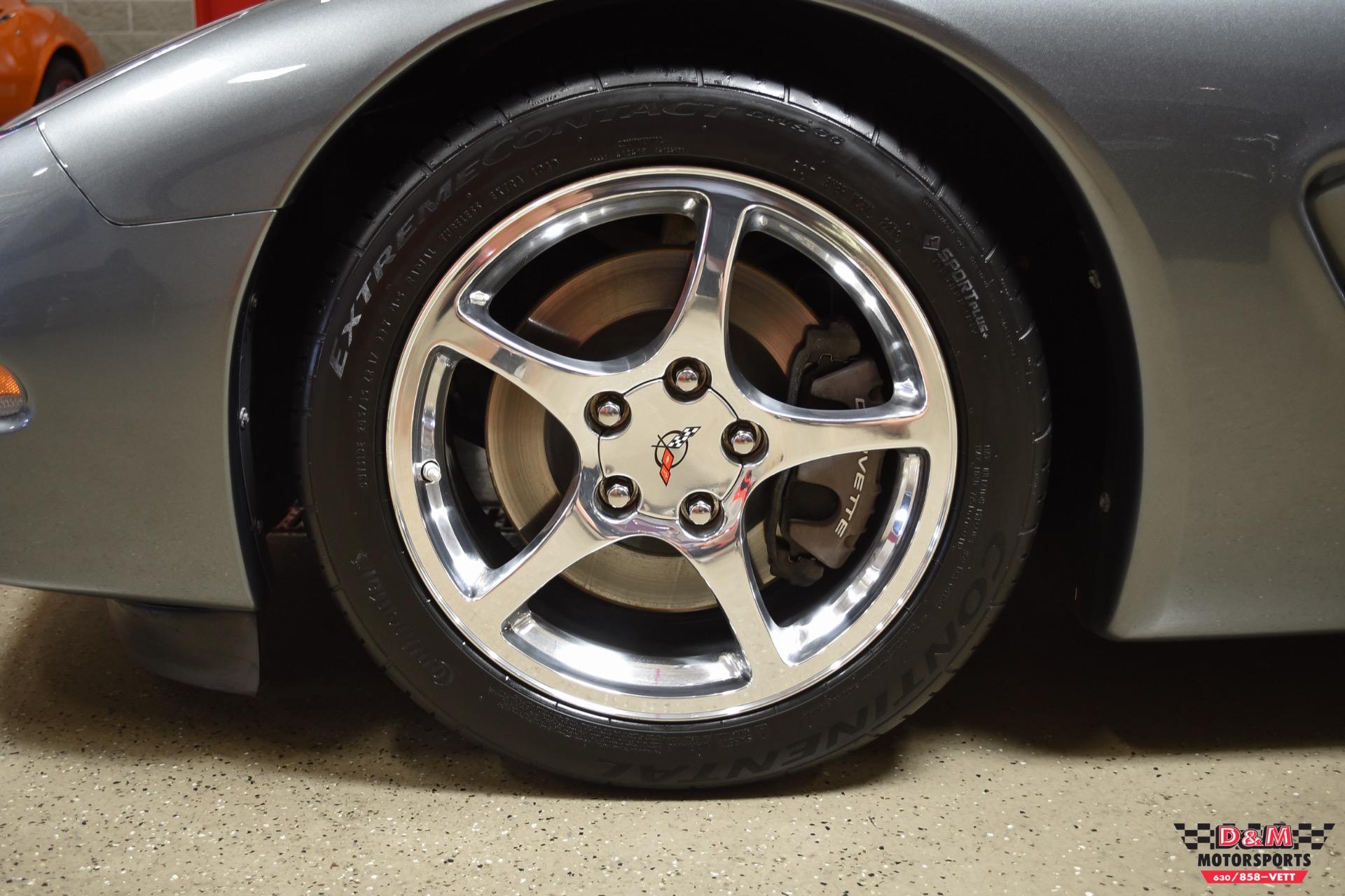 Used 2004 Chevrolet Corvette Convertible | Glen Ellyn, IL