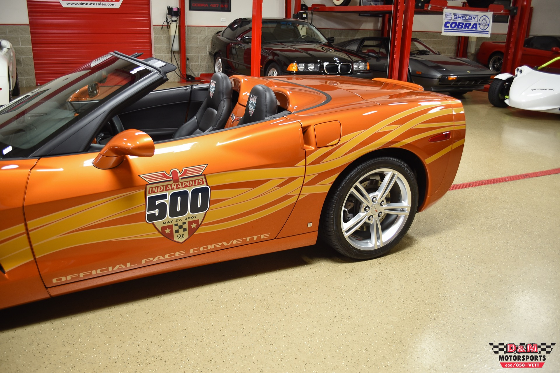 Used 2007 Chevrolet Corvette Indy Pace Car Edition | Glen Ellyn, IL