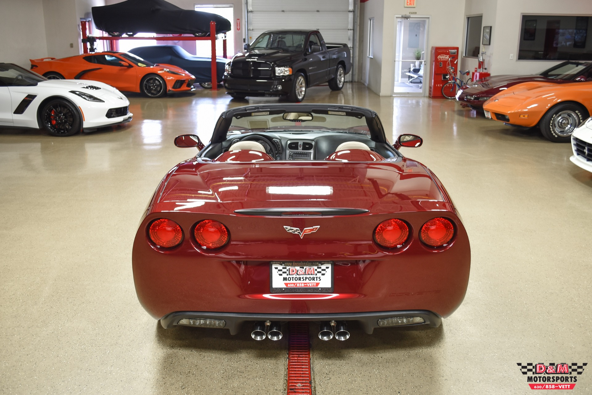 Used 2006 Chevrolet Corvette Convertible | Glen Ellyn, IL