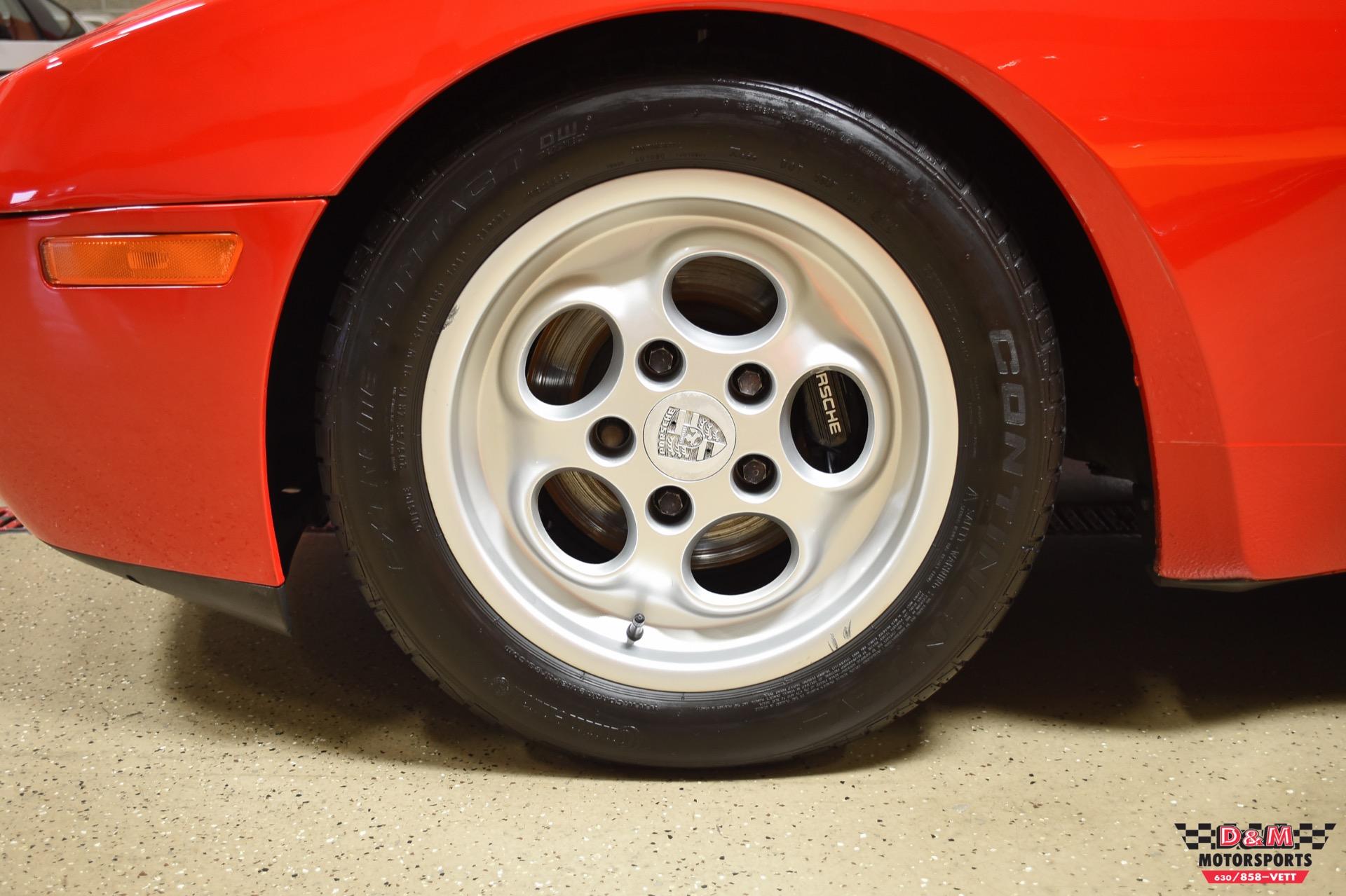 Used 1986 Porsche 944 Turbo | Glen Ellyn, IL