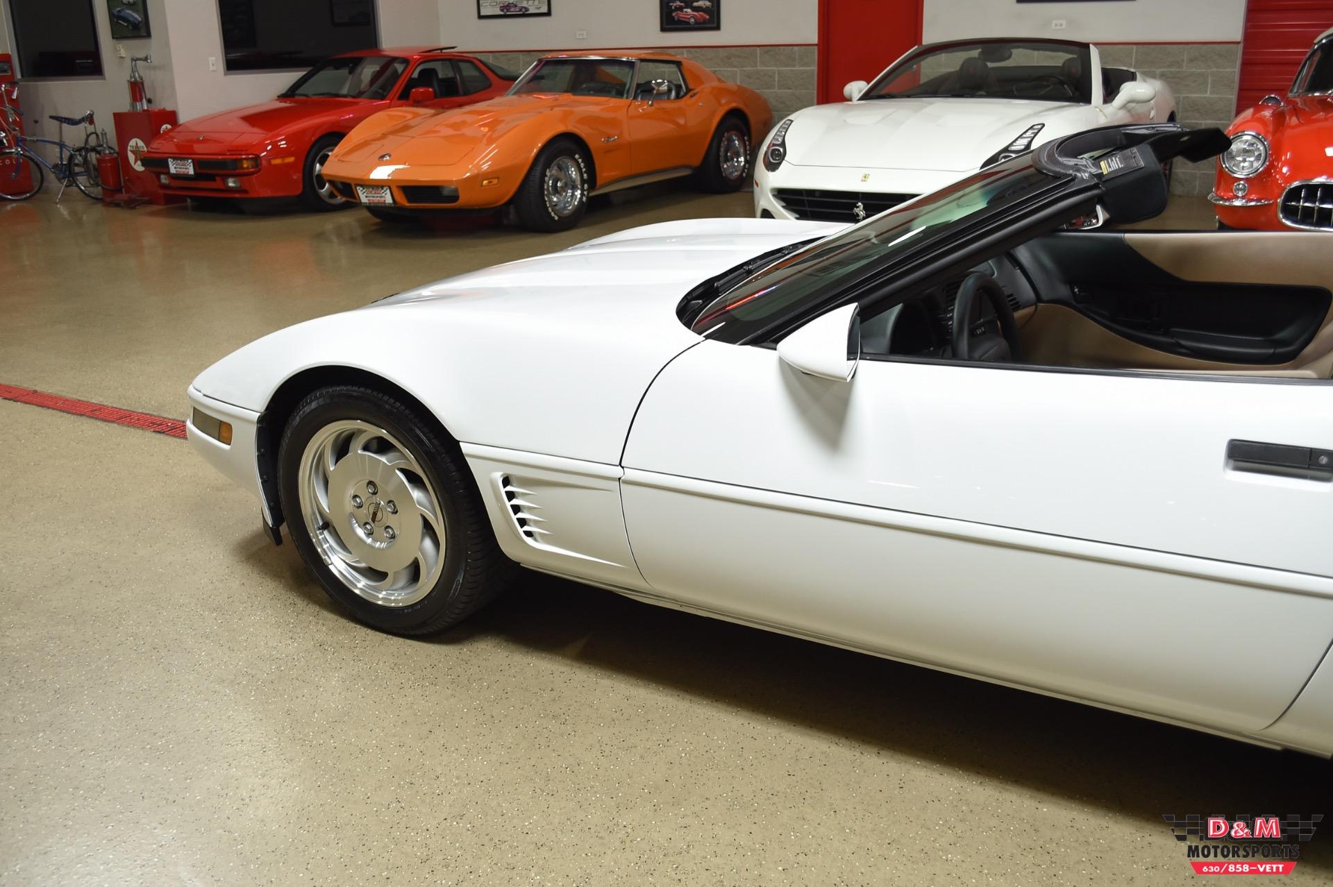 Used 1996 Chevrolet Corvette Coupe | Glen Ellyn, IL