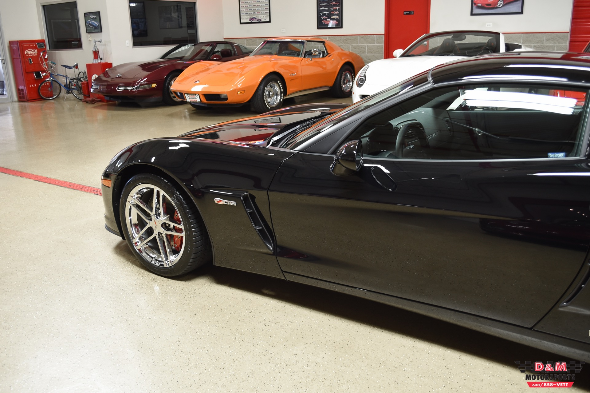 Used 2008 Chevrolet Corvette Z06 | Glen Ellyn, IL