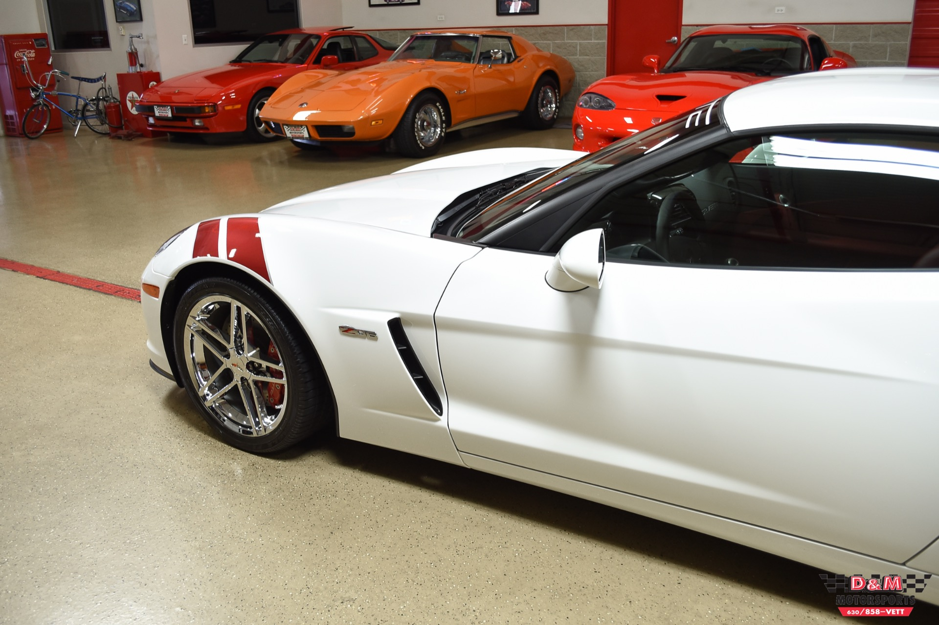 Used 2007 Chevrolet Corvette Ron Fellows Edition Z06 | Glen Ellyn, IL