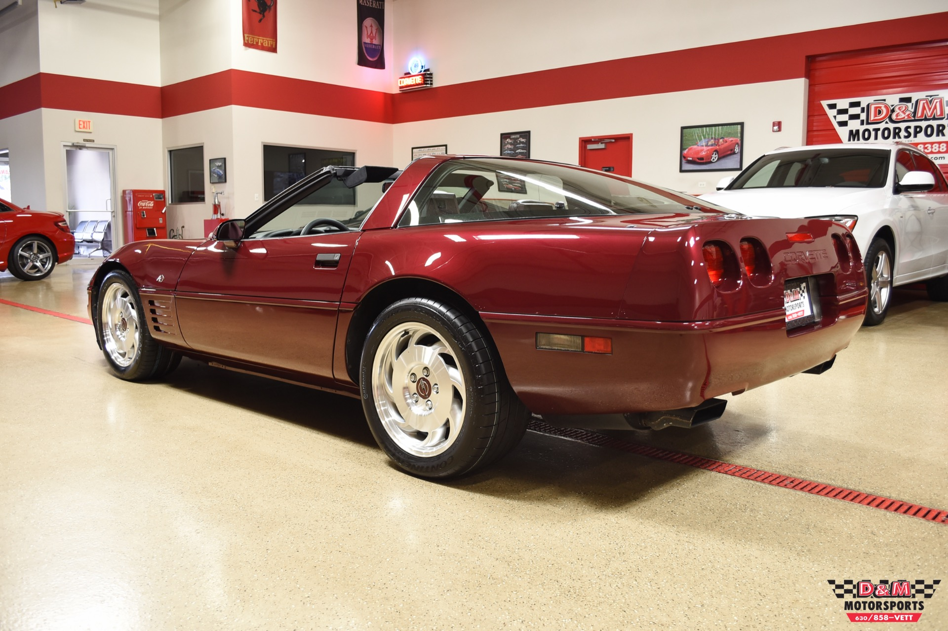Used 1993 Chevrolet Corvette 40th Anniversary Coupe | Glen Ellyn, IL