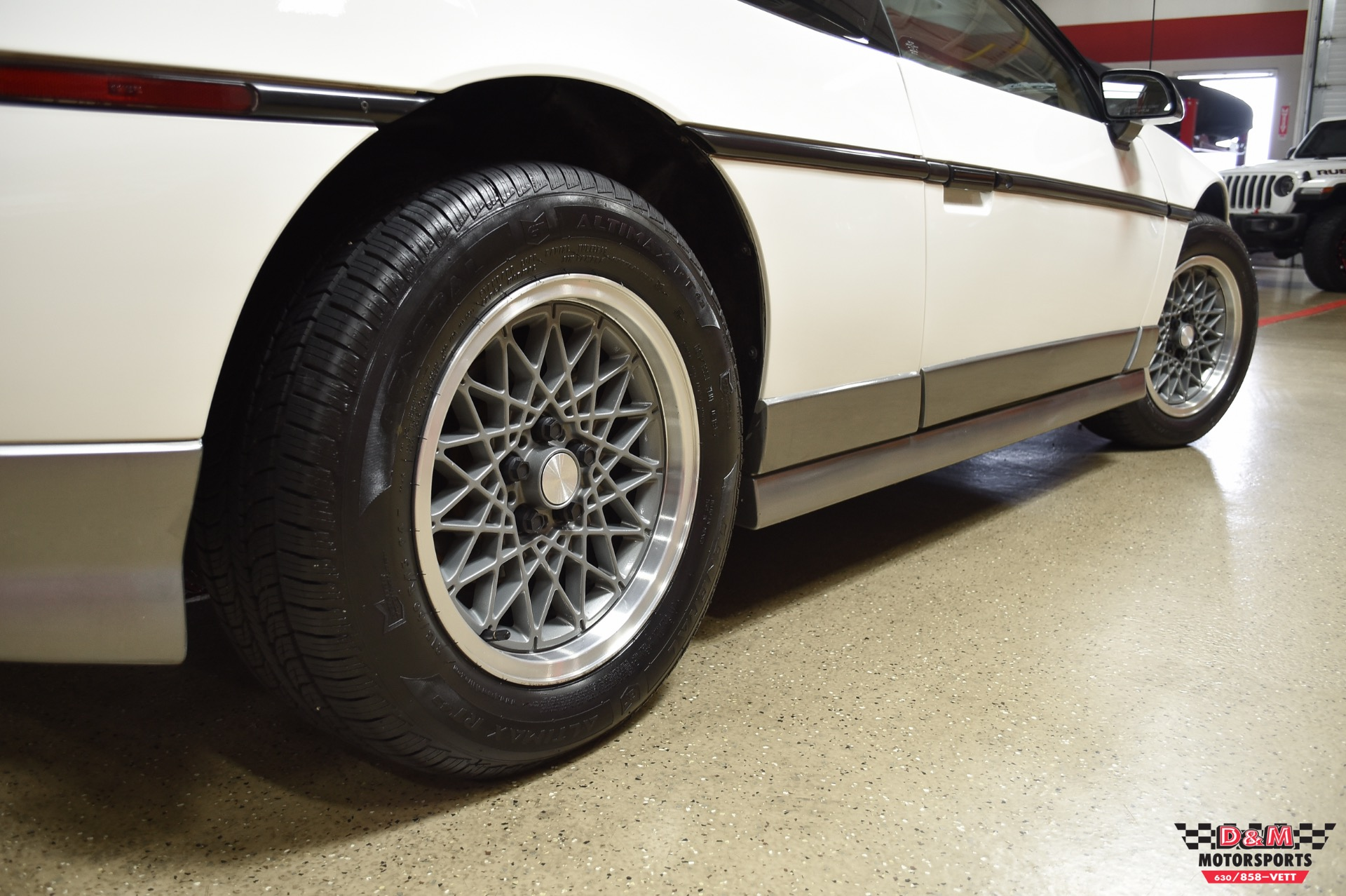Used 1987 Pontiac Fiero GT | Glen Ellyn, IL