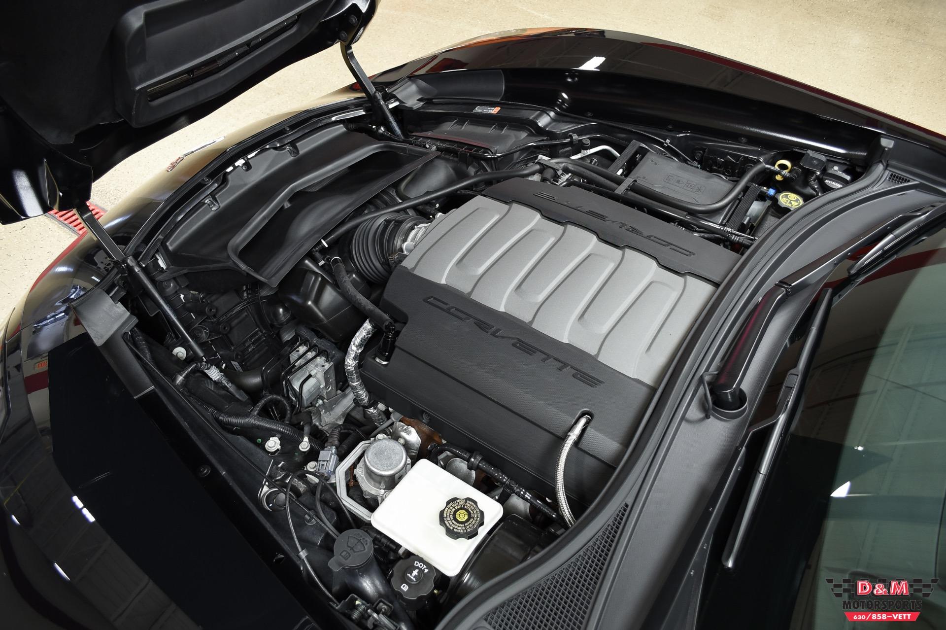 Used 2014 Chevrolet Corvette Stingray Convertible w/z51 | Glen Ellyn, IL