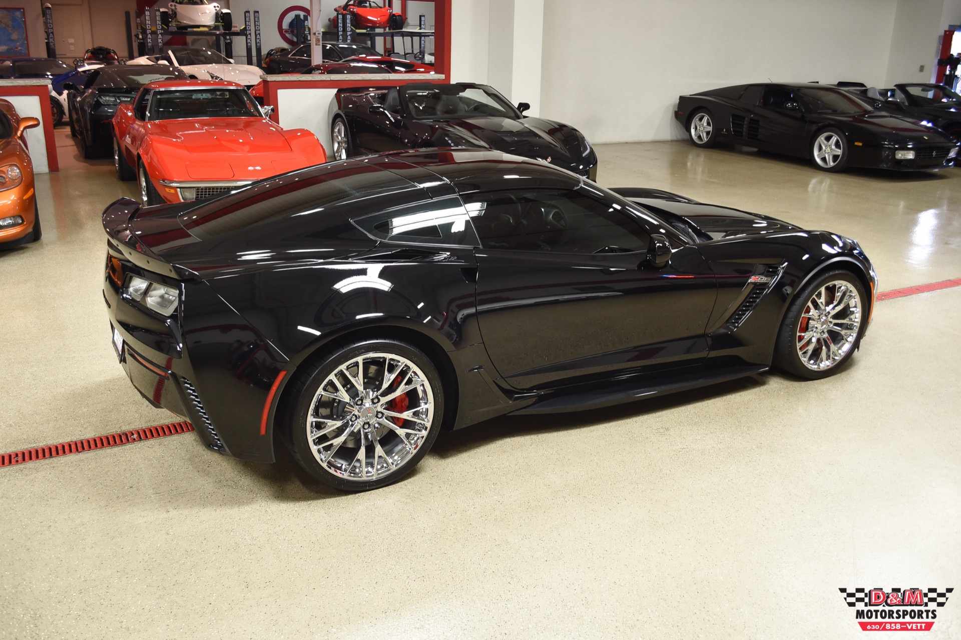 Used 2017 Chevrolet Corvette Z06 Coupe | Glen Ellyn, IL