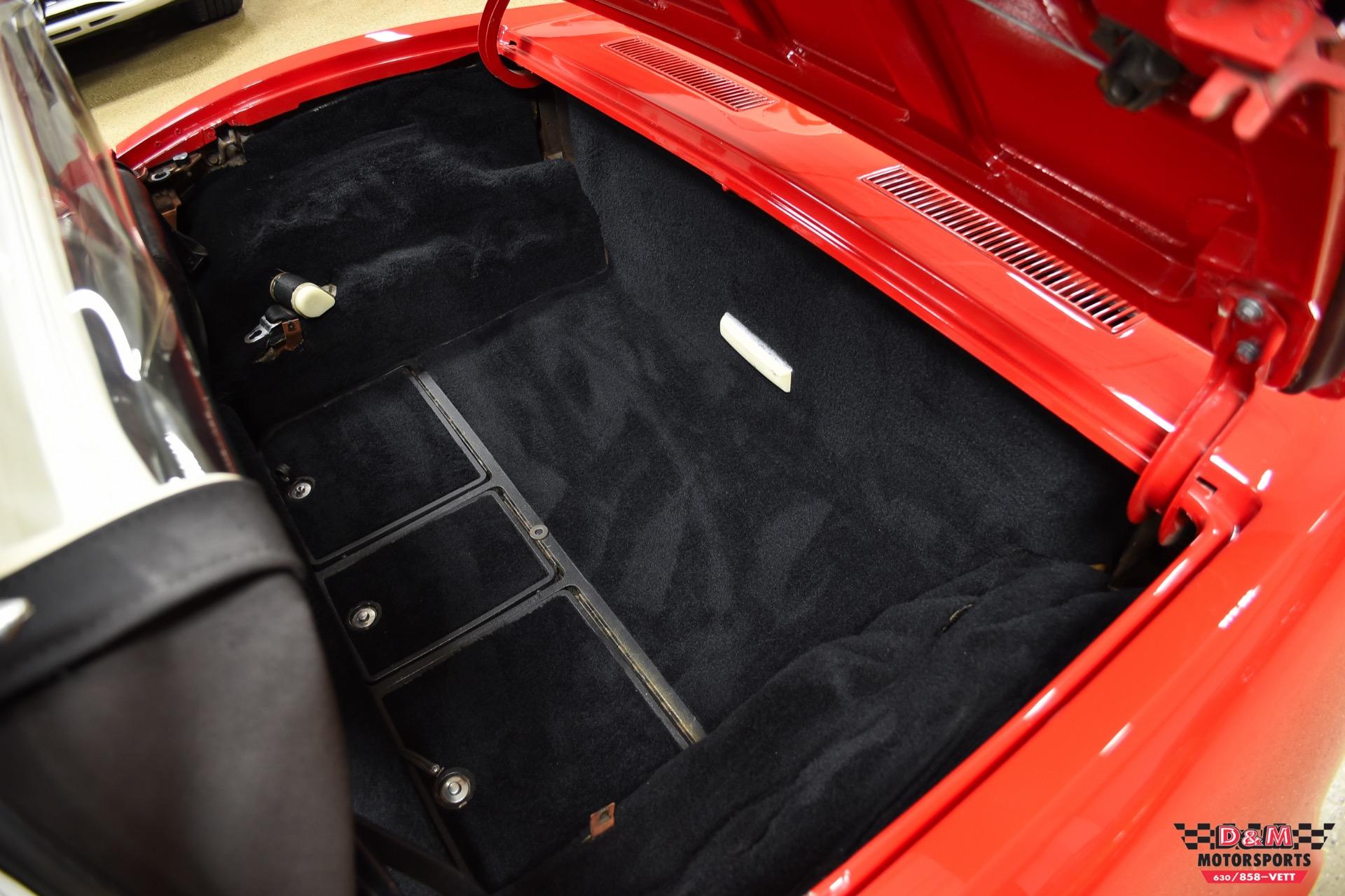 Used 1971 Chevrolet Corvette Convertible | Glen Ellyn, IL