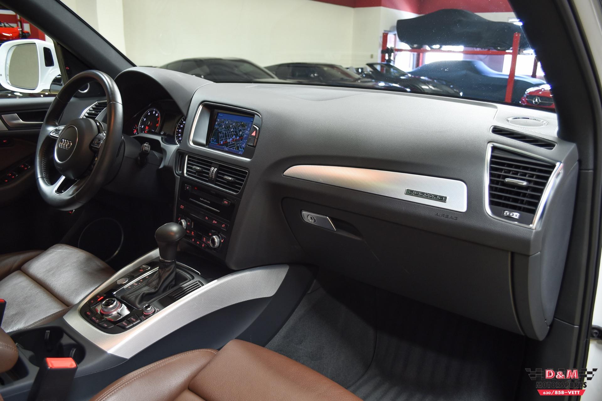 Used 2017 Audi Q5 2.0T quattro Premium Plus | Glen Ellyn, IL