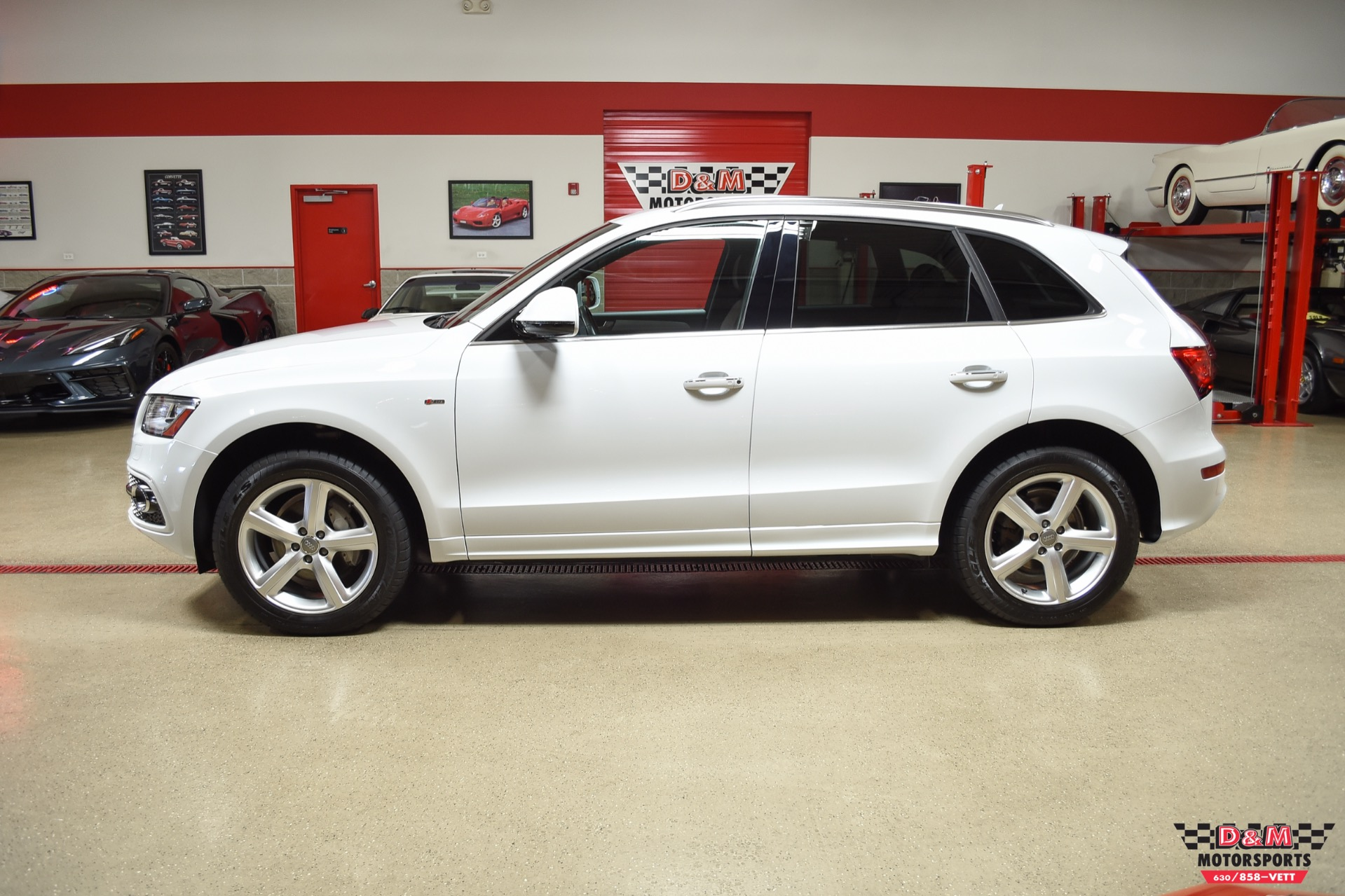 Used 2017 Audi Q5 2.0T quattro Premium Plus | Glen Ellyn, IL