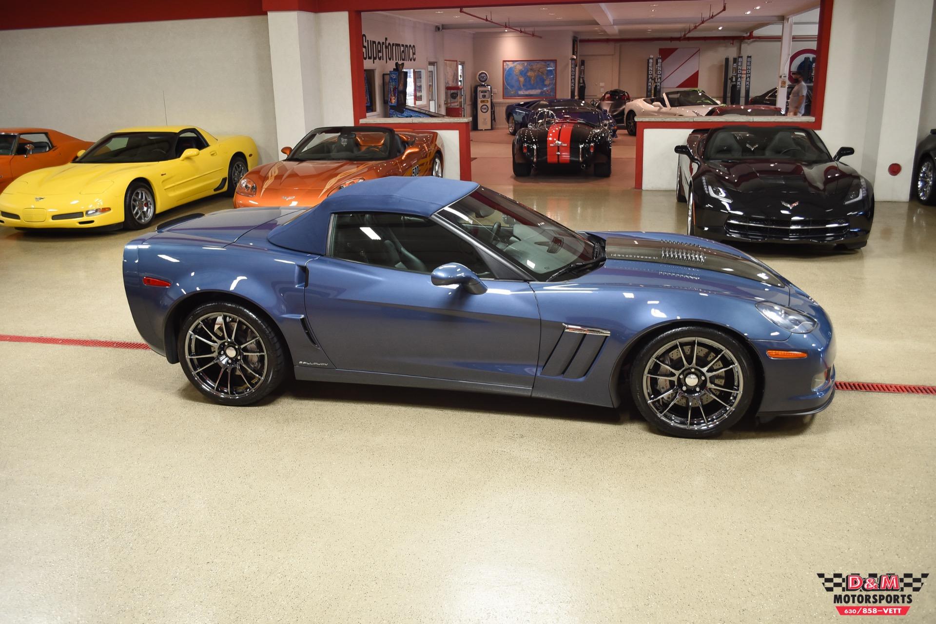Used 2011 Chevrolet Corvette Grand Sport Callaway Convertible | Glen Ellyn, IL