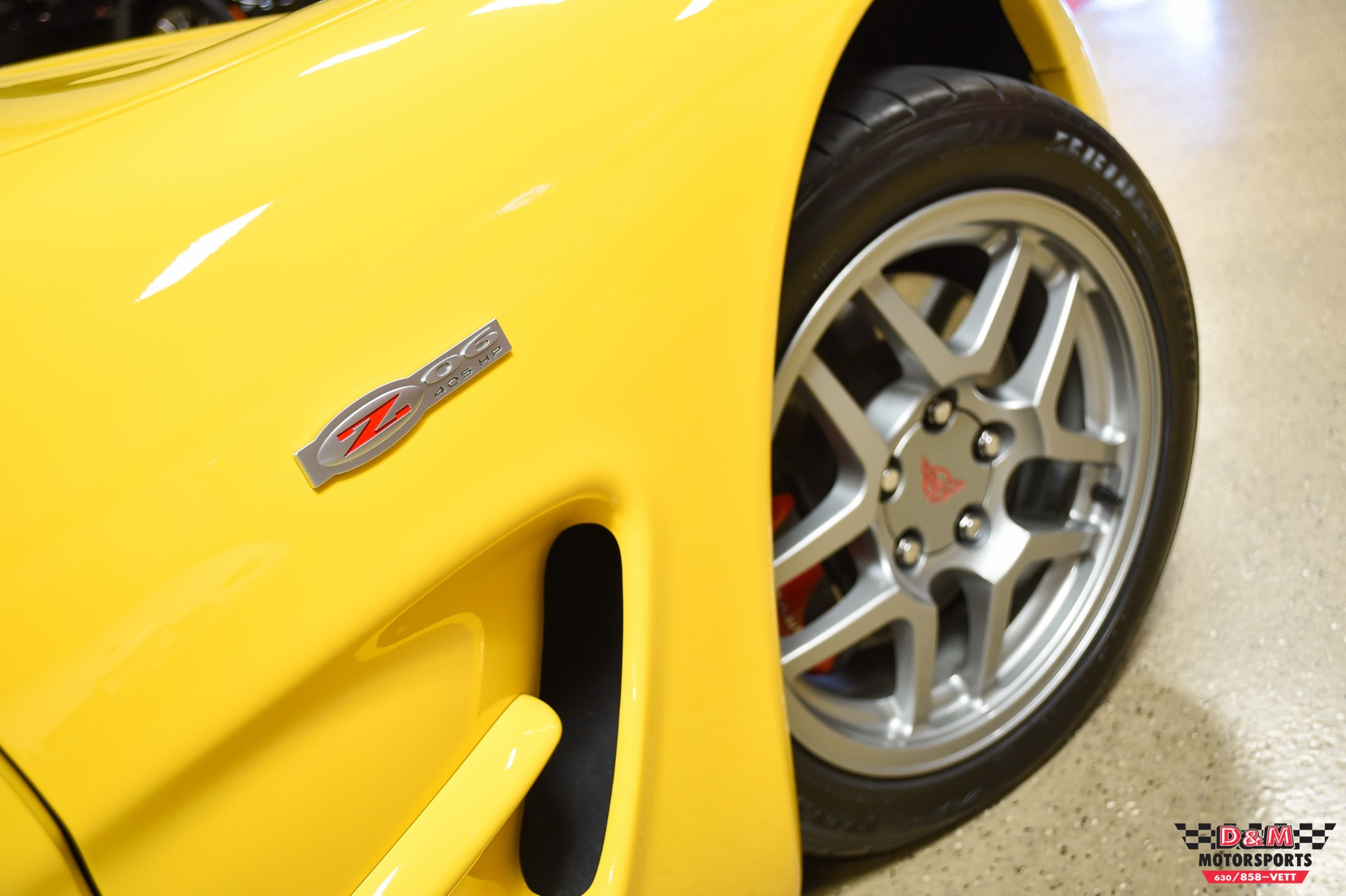 Used 2003 Chevrolet Corvette Z06   Glen Ellyn, IL