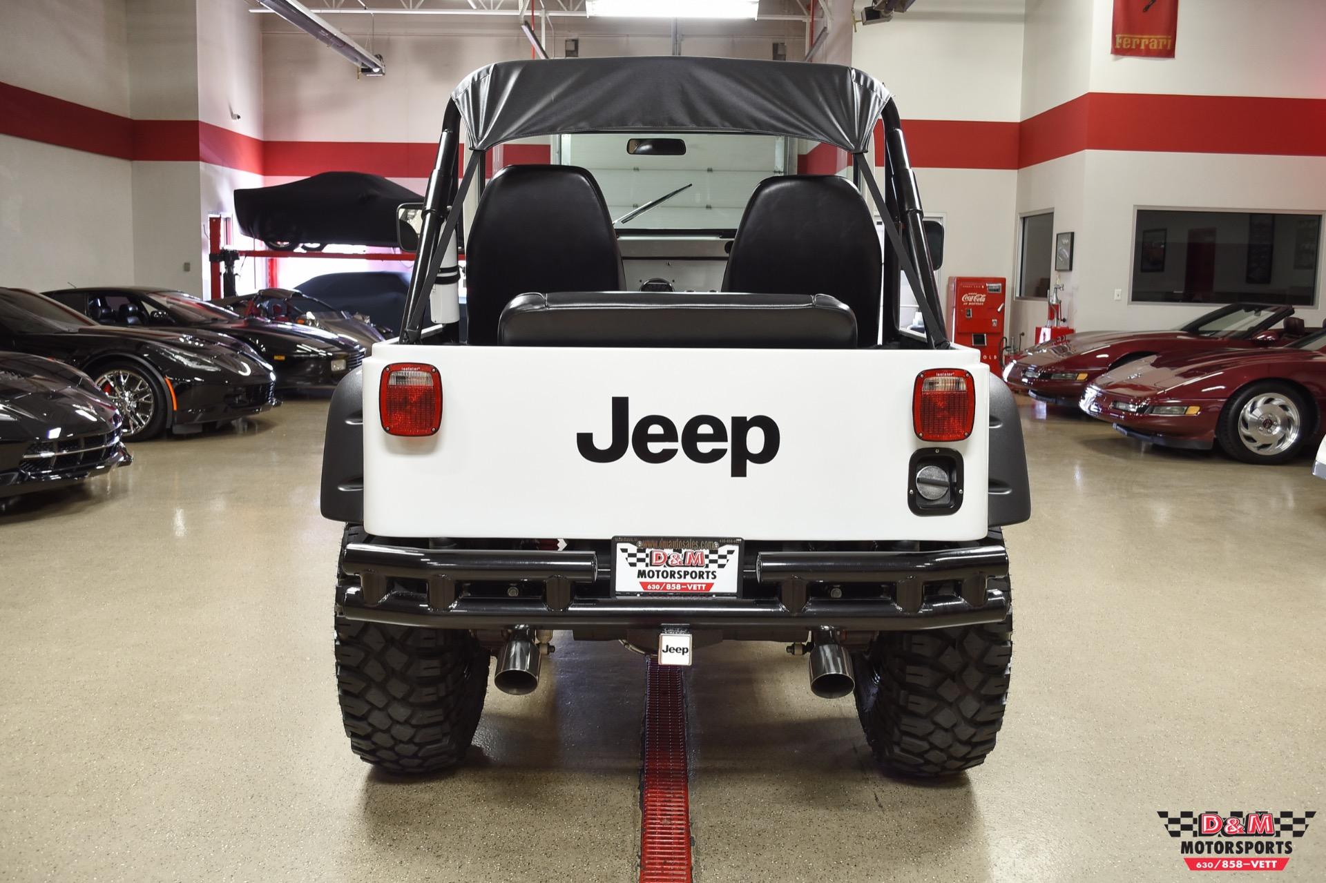 Used 1979 Jeep CJ-5  | Glen Ellyn, IL