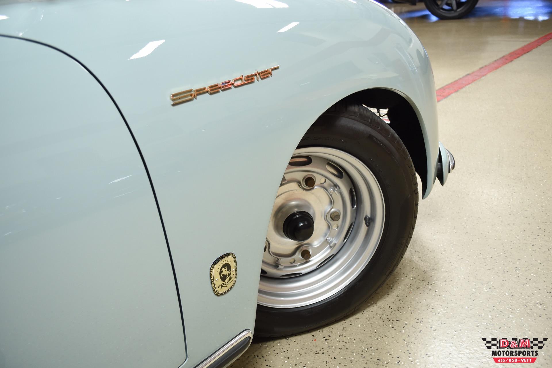 Used 1957 Vintage Speedster  | Glen Ellyn, IL