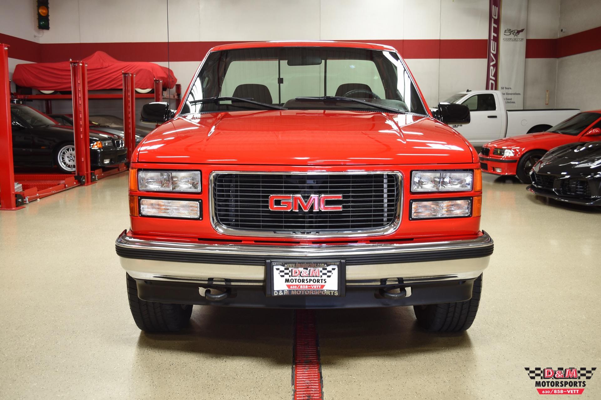 Used 1996 GMC Sierra 1500 SLE | Glen Ellyn, IL