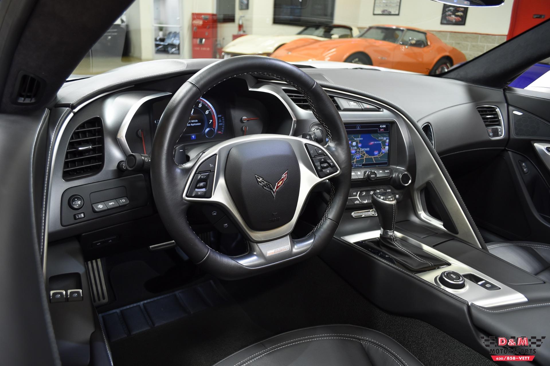 Used 2017 Chevrolet Corvette Grand Sport Coupe | Glen Ellyn, IL