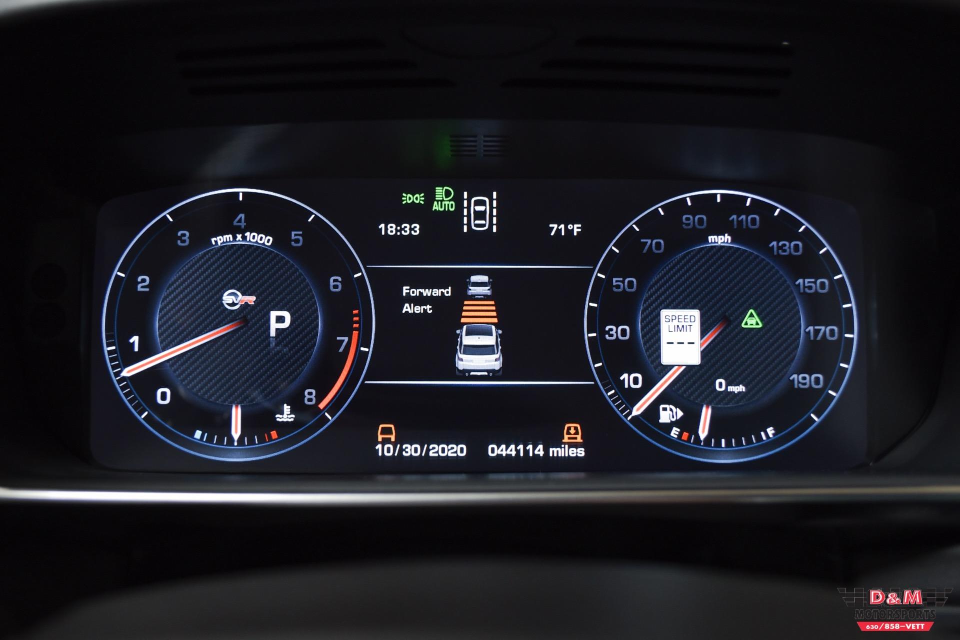 Used 2016 Land Rover Range Rover Sport SVR | Glen Ellyn, IL