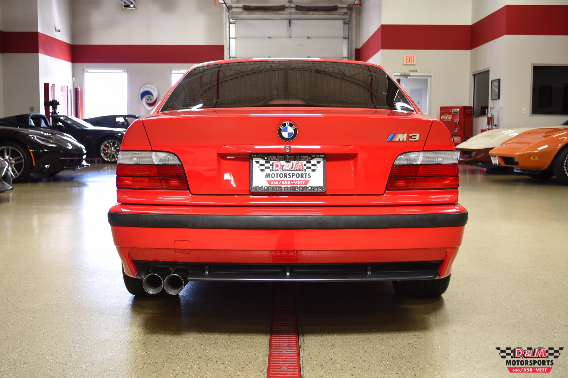 Used 1997 BMW M3 Coupe | Glen Ellyn, IL