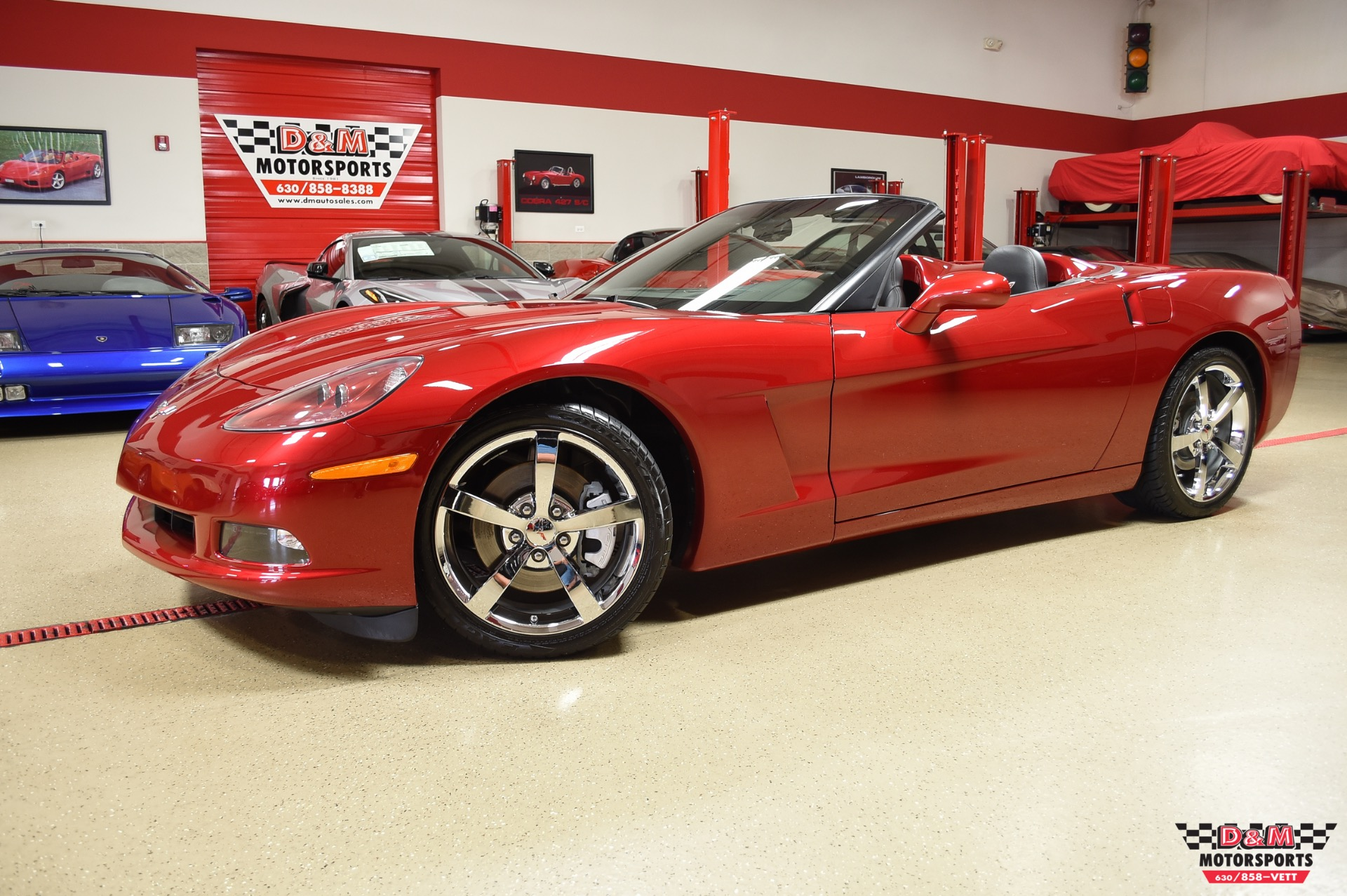 2010 Chevrolet Corvette 3LT Convertible RWD