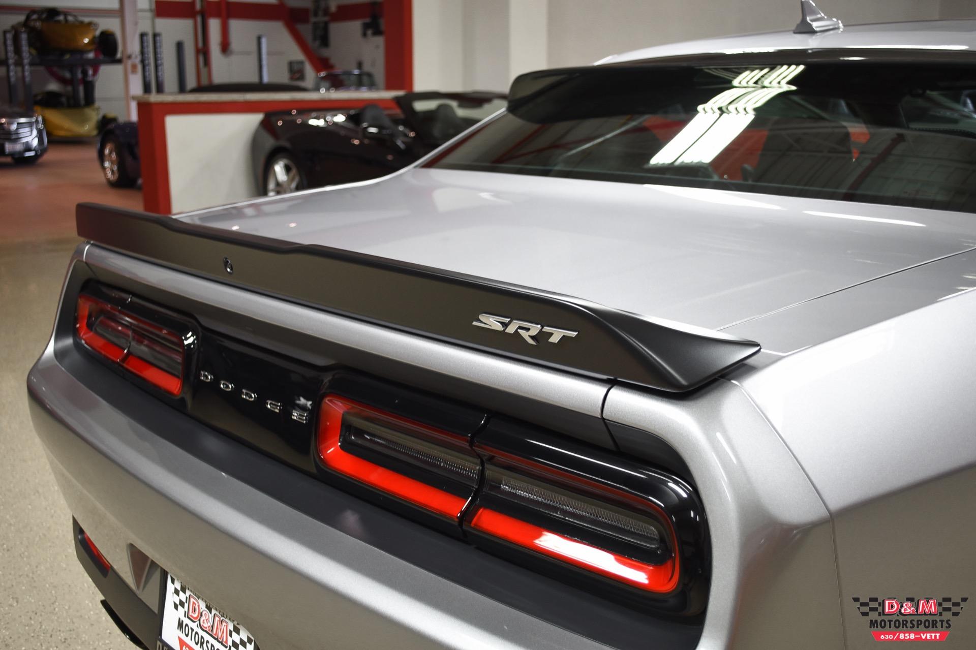 Used 2018 Dodge Challenger SRT Demon | Glen Ellyn, IL