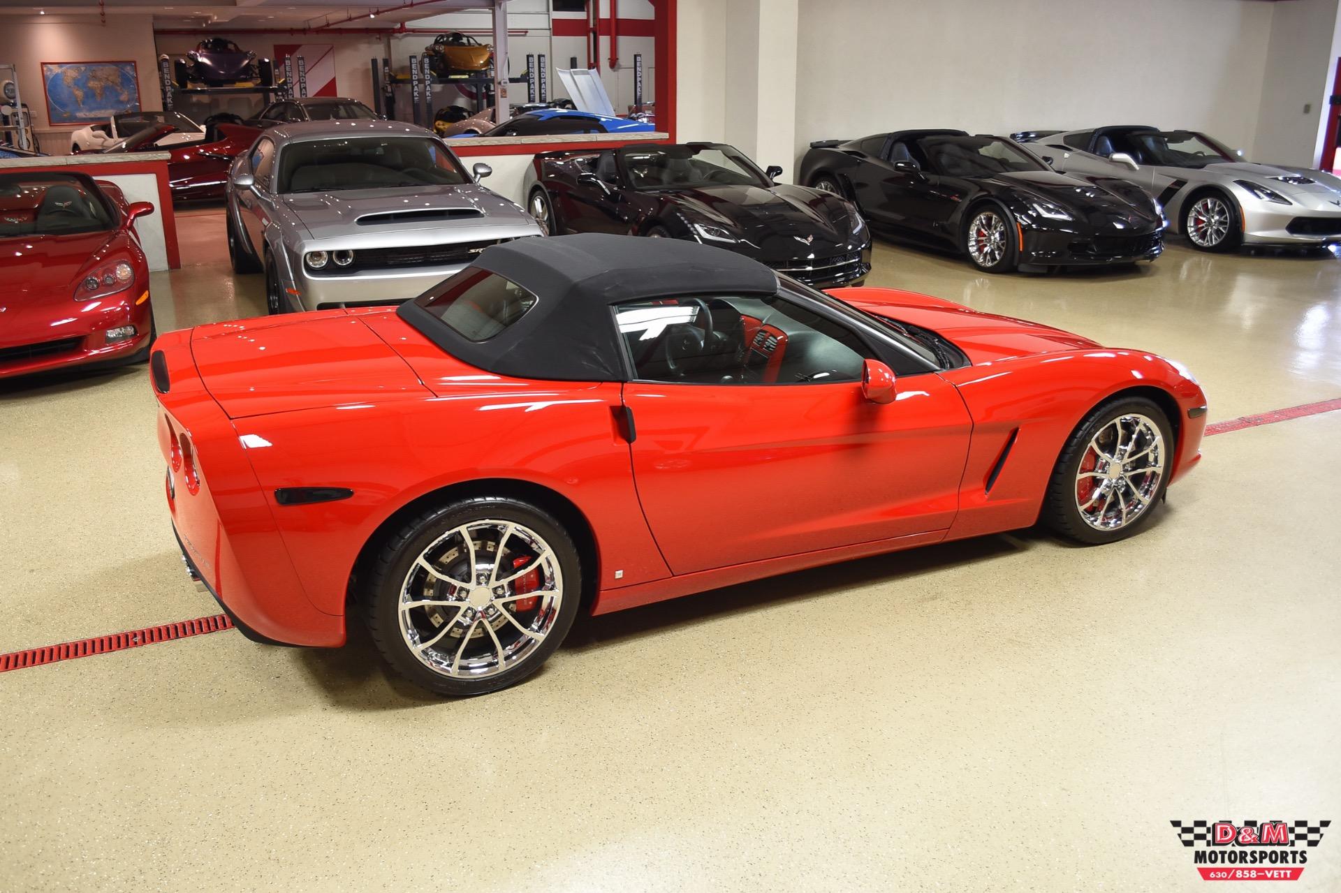 Used 2006 Chevrolet Corvette Convertible | Glen Ellyn, IL