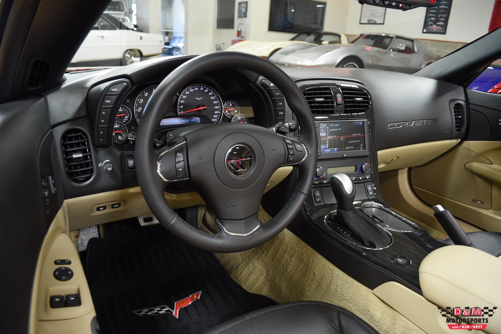 Used 2012 Chevrolet Corvette Grand Sport Convertible   Glen Ellyn, IL