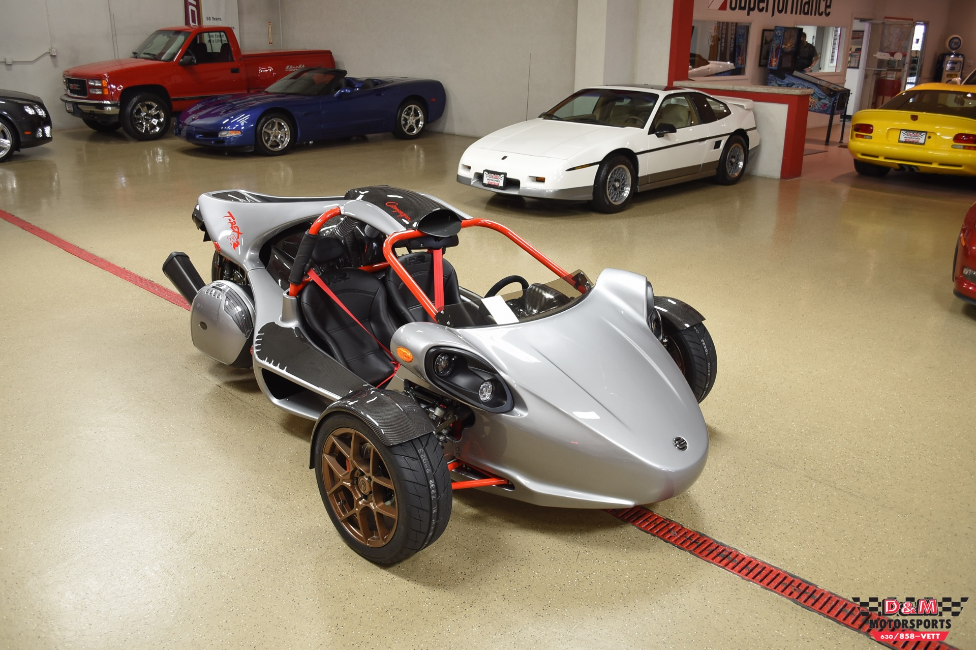 New 2021 Campagna T-Rex RR | Glen Ellyn, IL