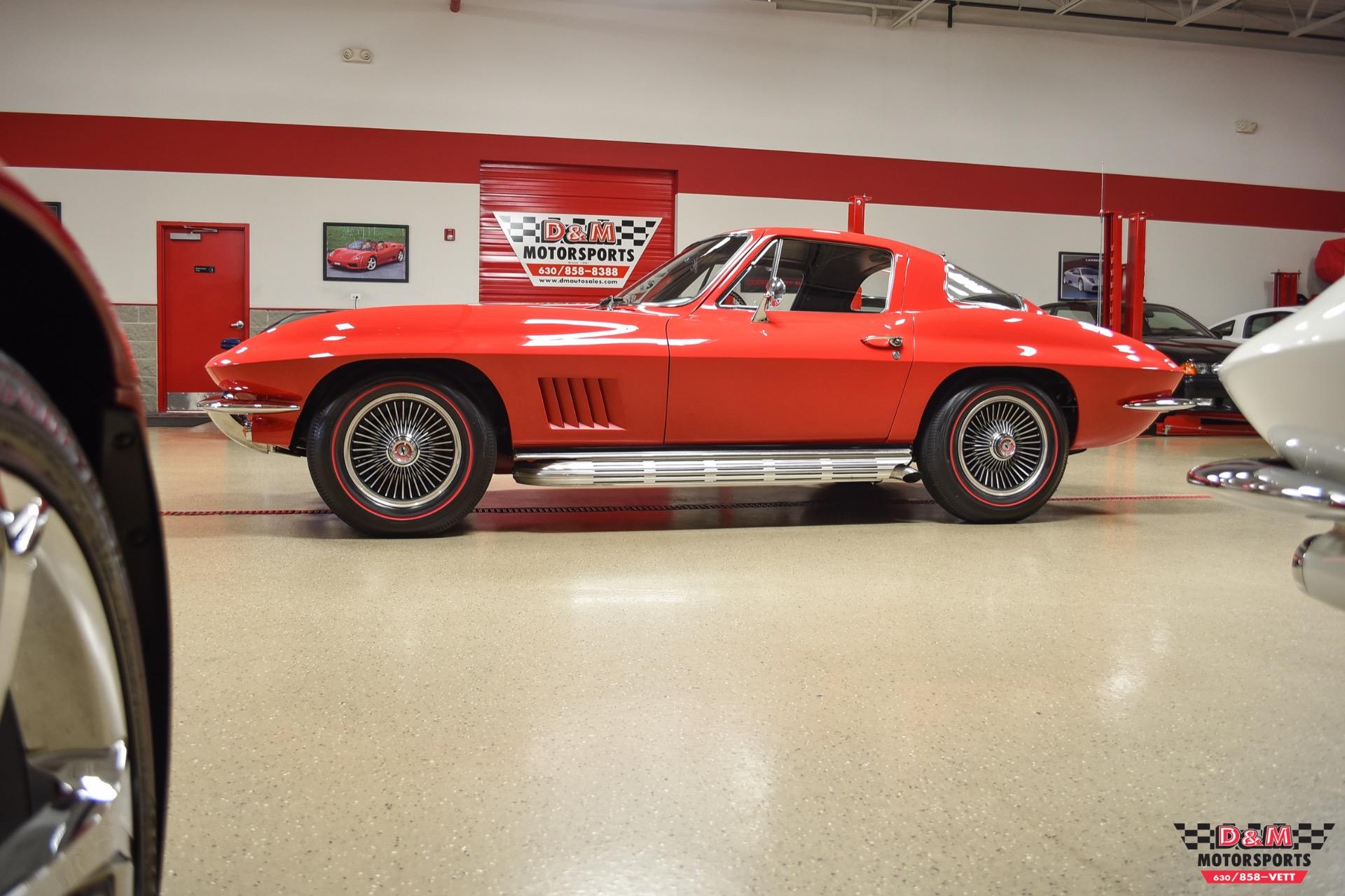 Used 1967 Chevrolet Corvette Coupe   Glen Ellyn, IL