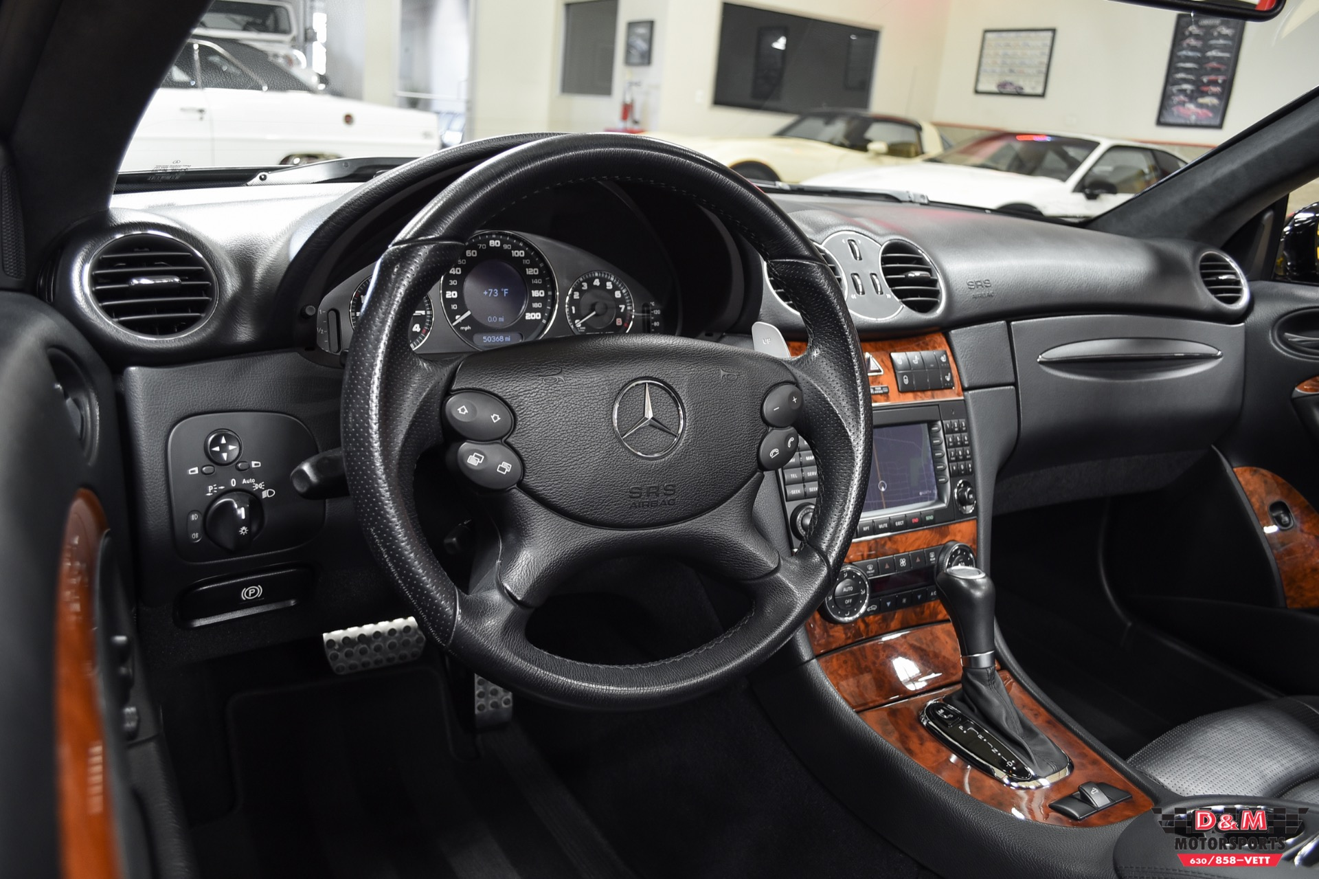 Used 2007 Mercedes-Benz CLK 63 AMG | Glen Ellyn, IL