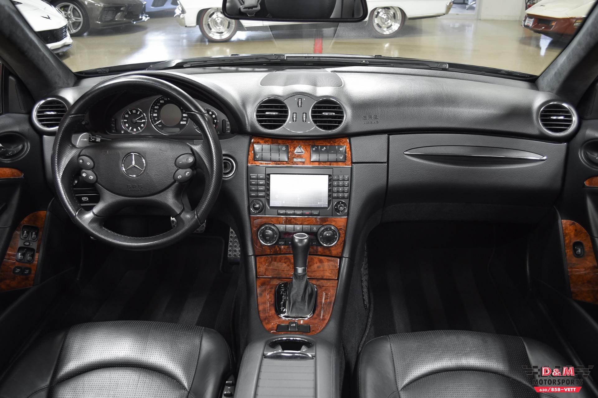 Used 2007 Mercedes-Benz CLK 63 AMG   Glen Ellyn, IL