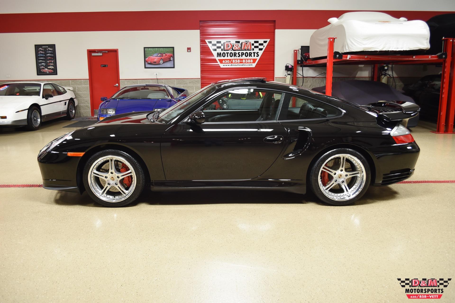 Used 2001 Porsche 911 Turbo | Glen Ellyn, IL
