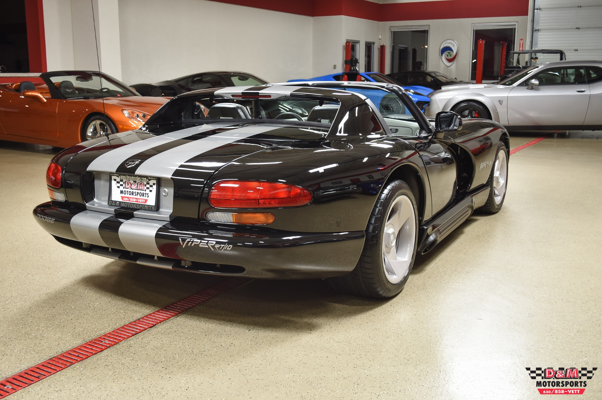 Used 1993 Dodge Viper RT/10 | Glen Ellyn, IL